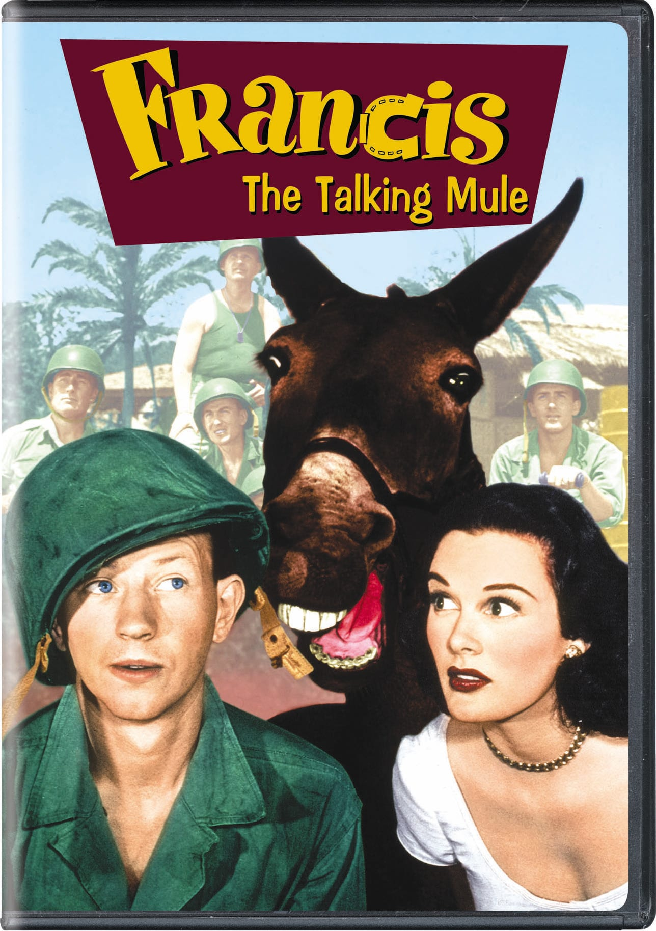 Francis the Talking Mule [DVD]