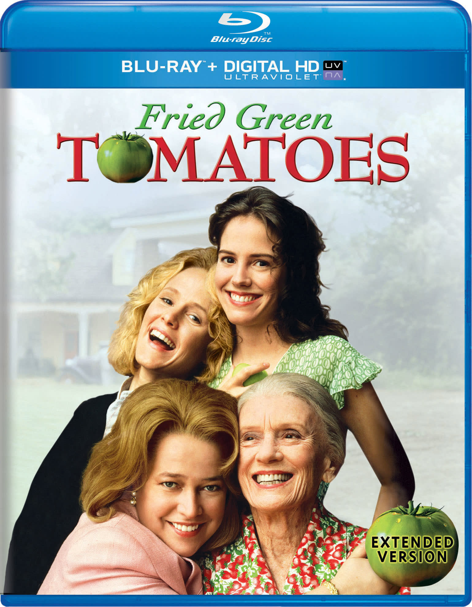 Fried Green Tomatoes at the Whistle Stop Cafe (Ultraviolet) [Blu-ray]