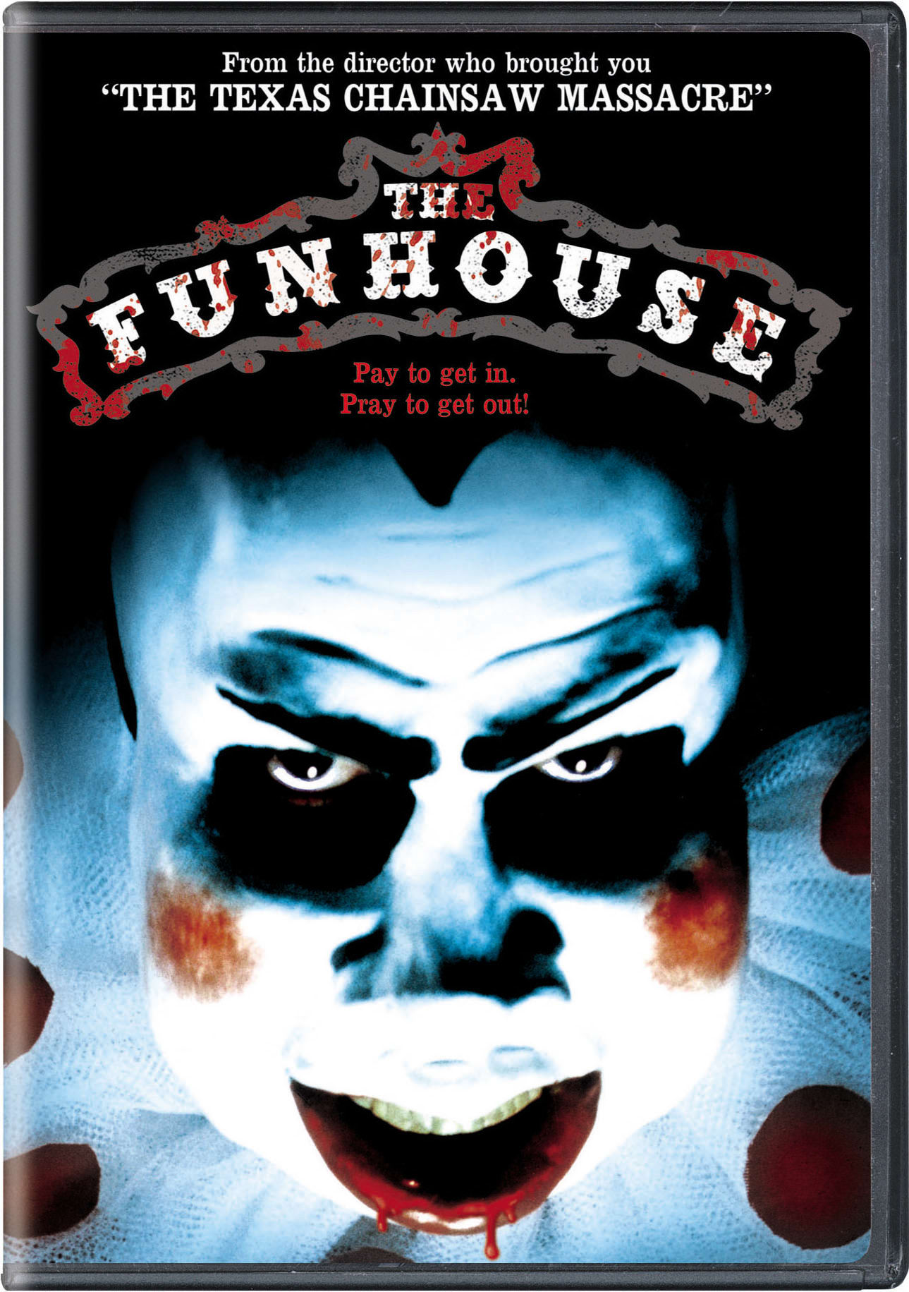 The Funhouse [DVD]