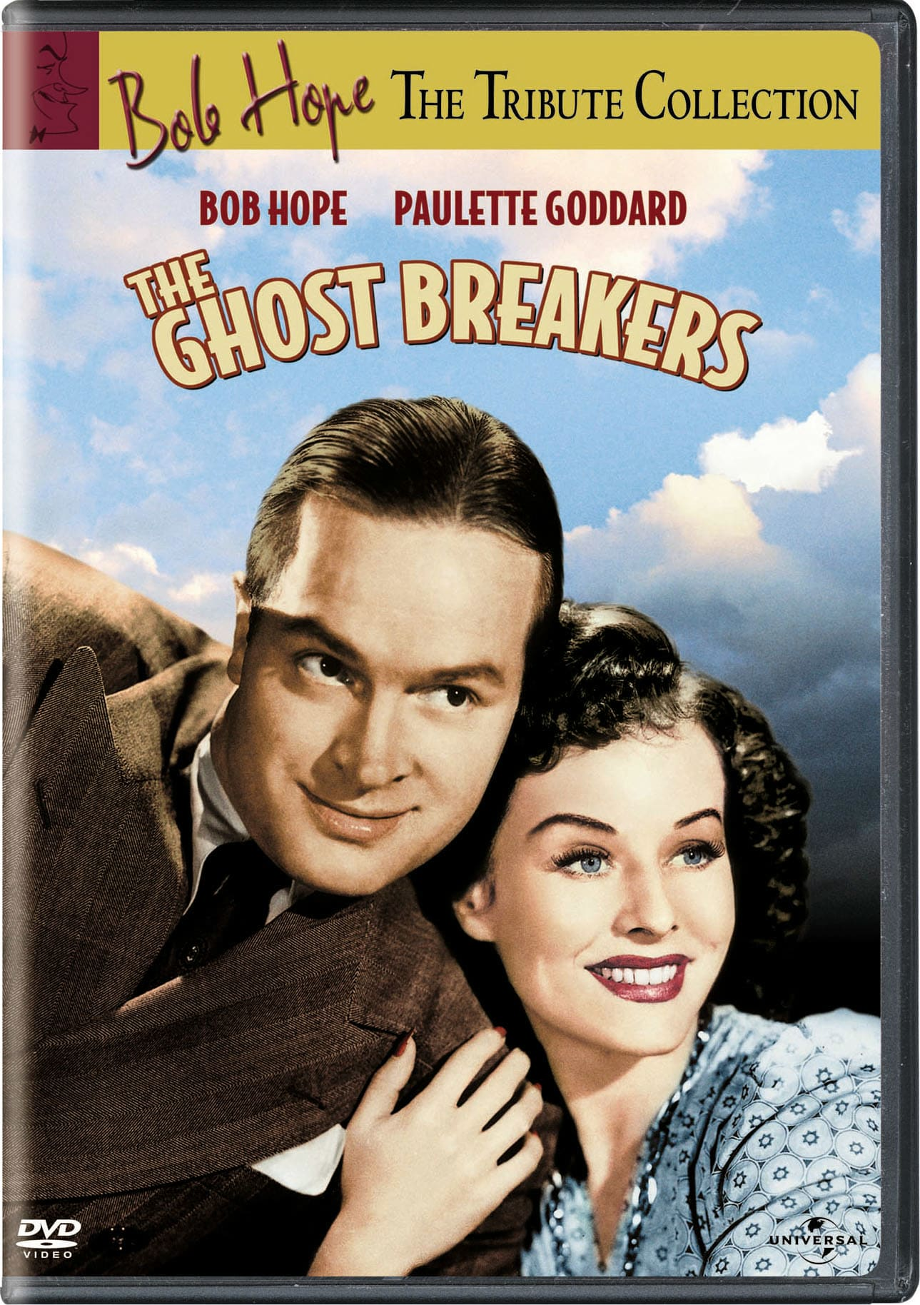 The Ghost Breakers [DVD]