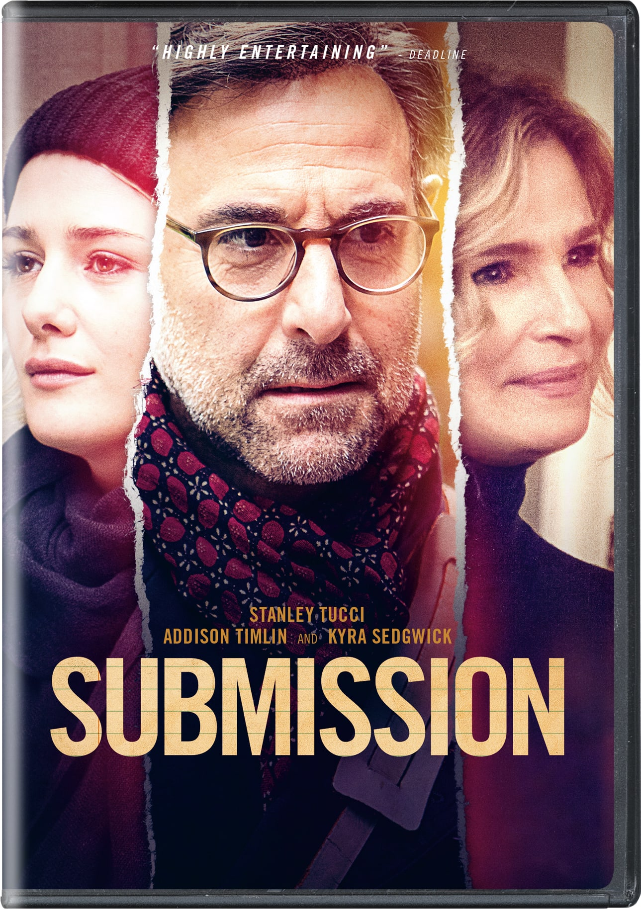 Submission [DVD]