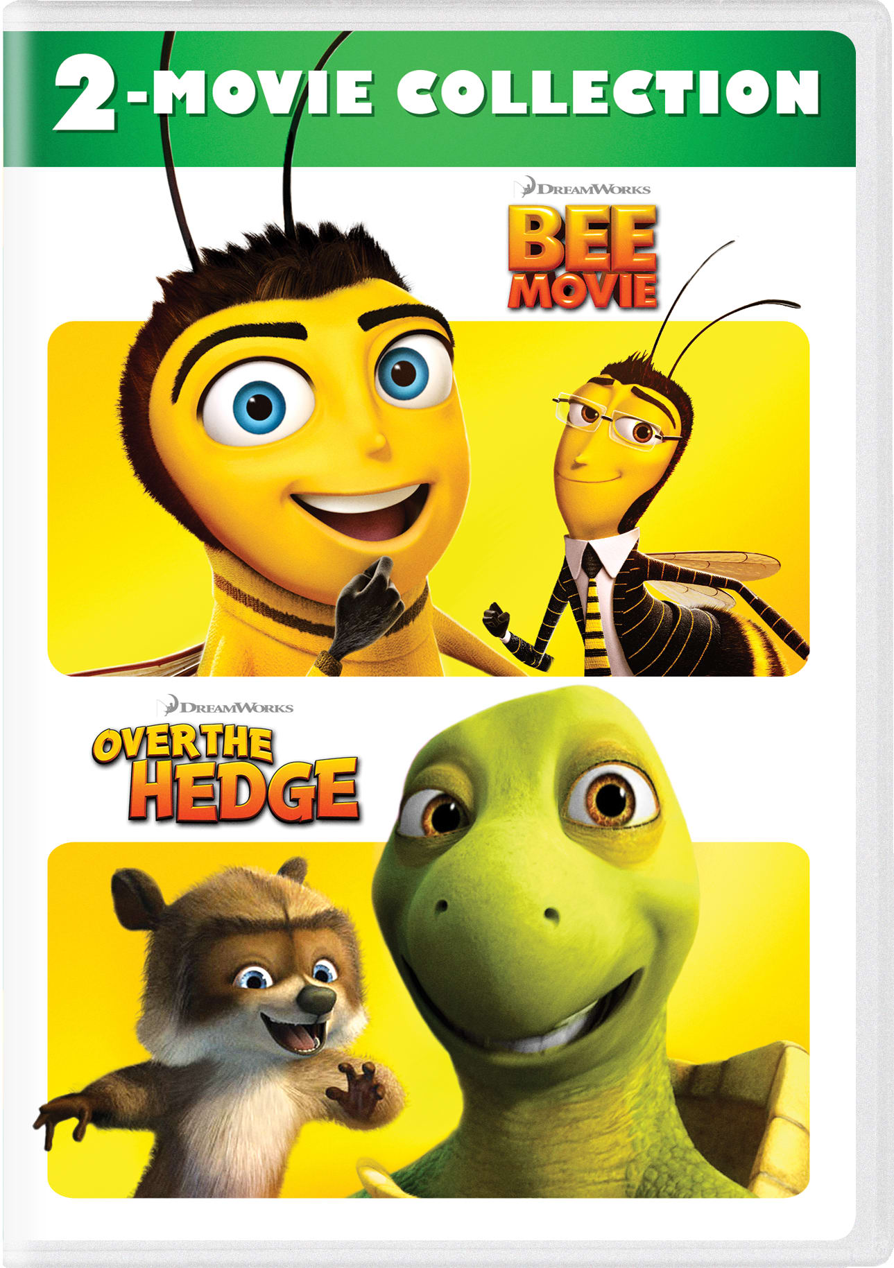 Bee Movie/Over the Hedge [DVD]