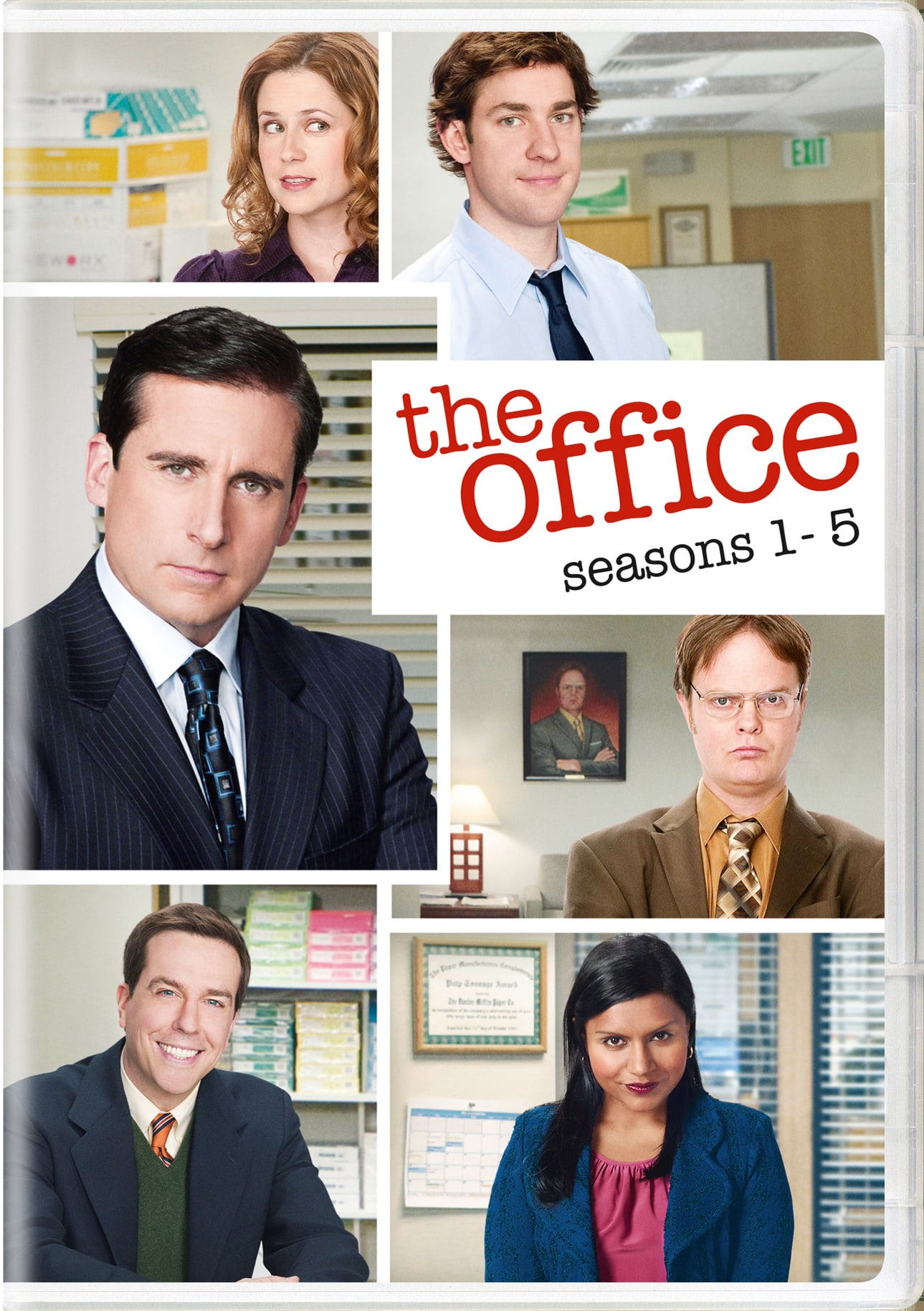 The Office - An American Workplace: Seasons 1-5 [DVD]