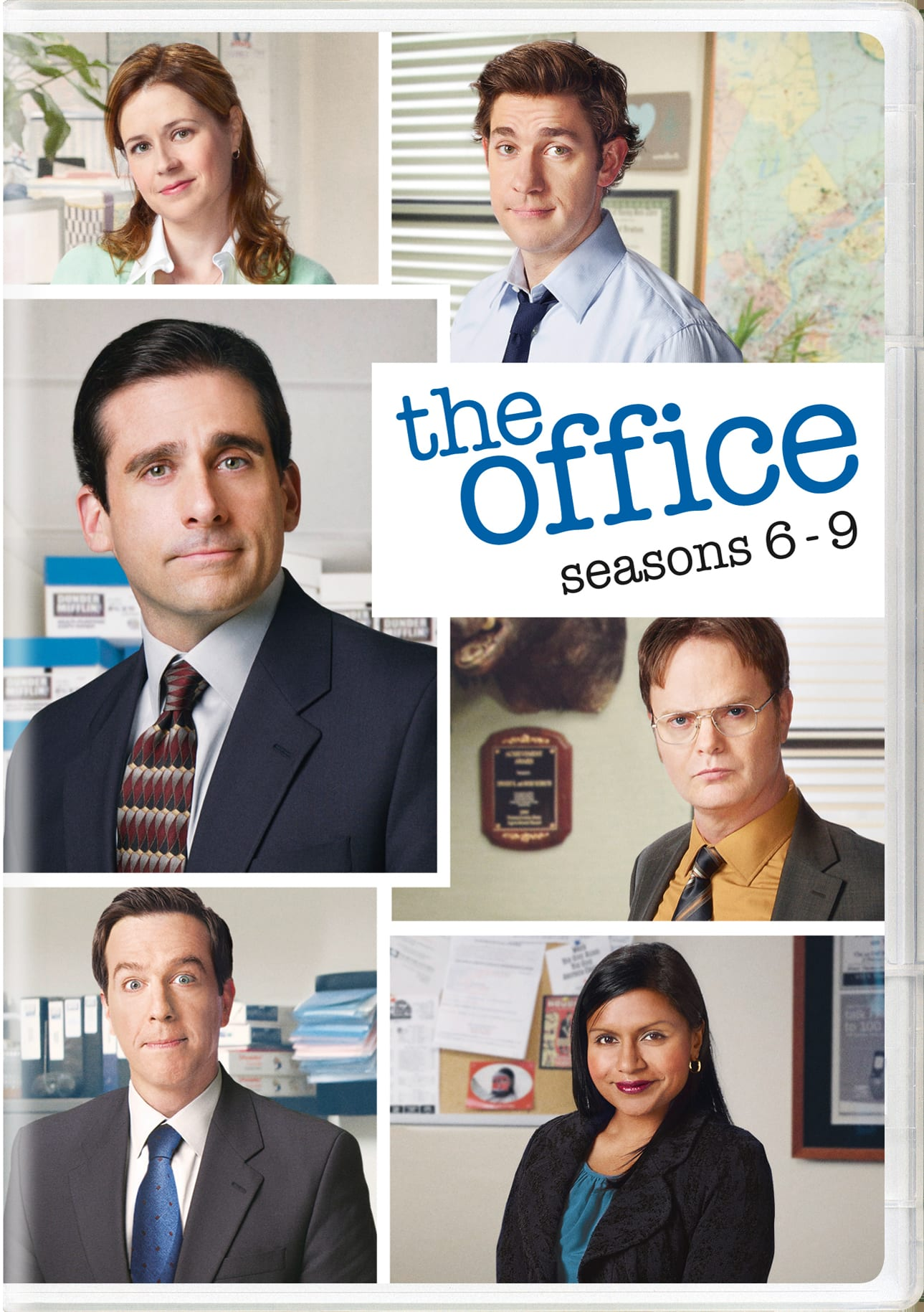 The Office - An American Workplace: Seasons 6-9 [DVD]