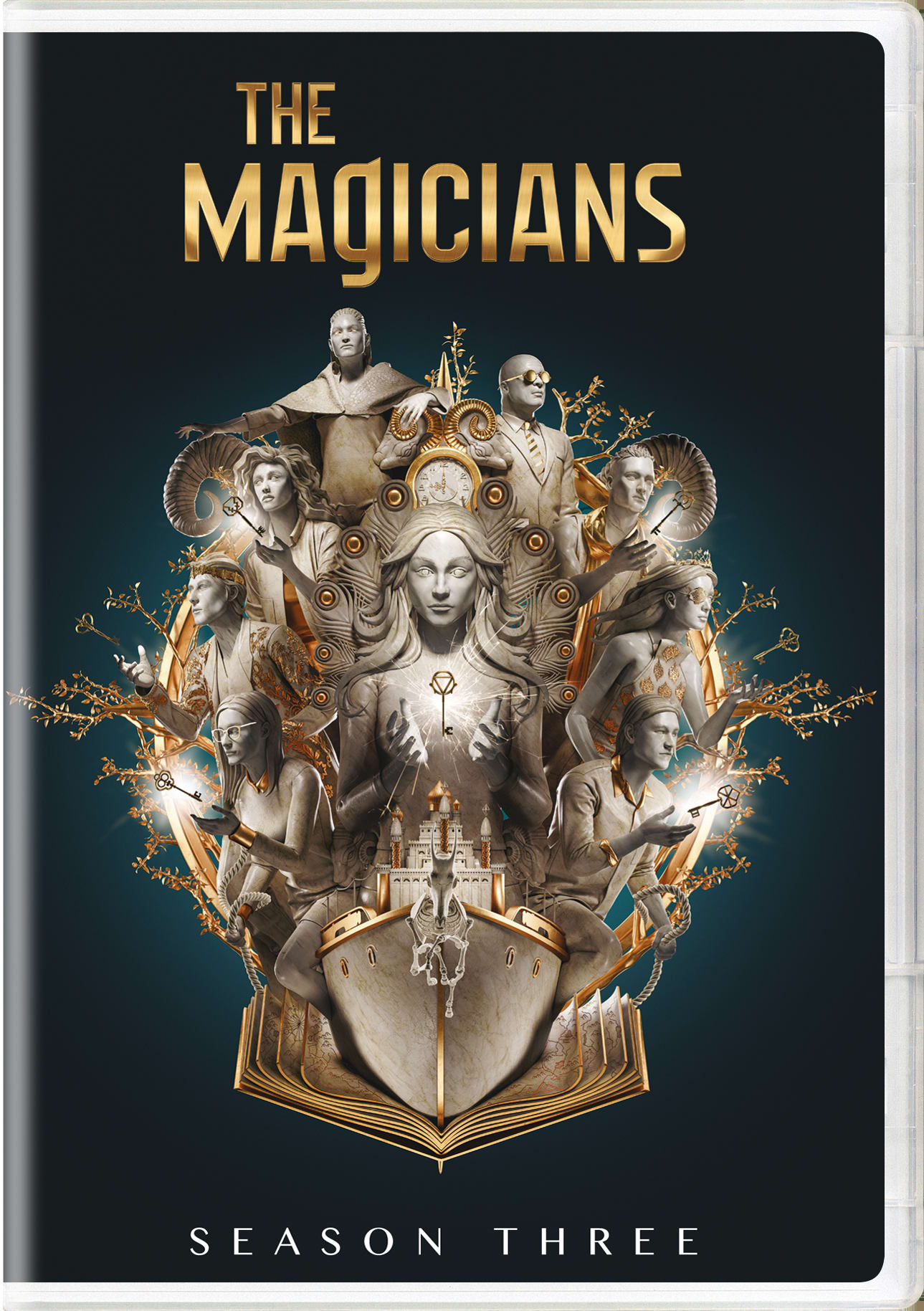 The Magicians: Season Three [DVD]