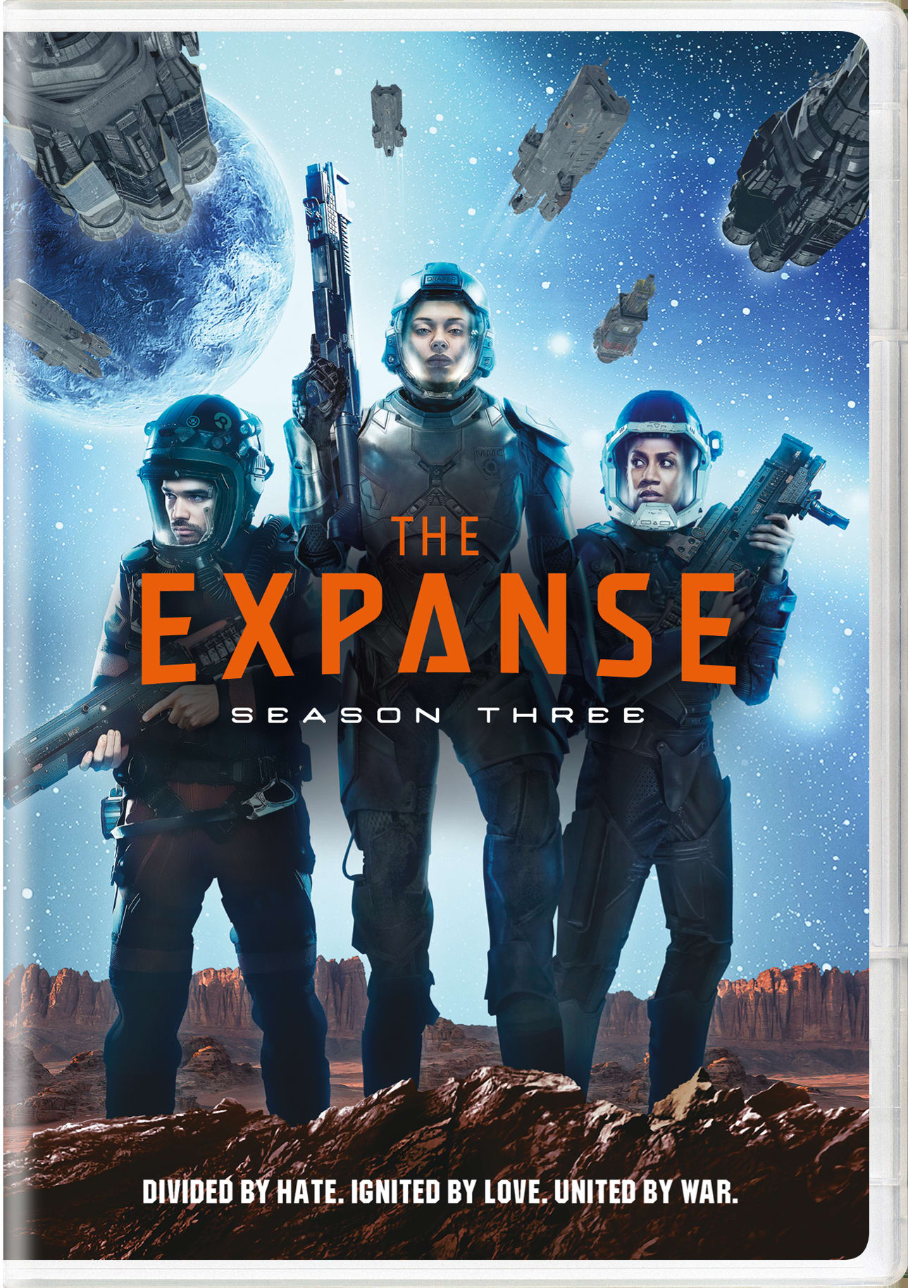 The Expanse: Season Three [DVD]
