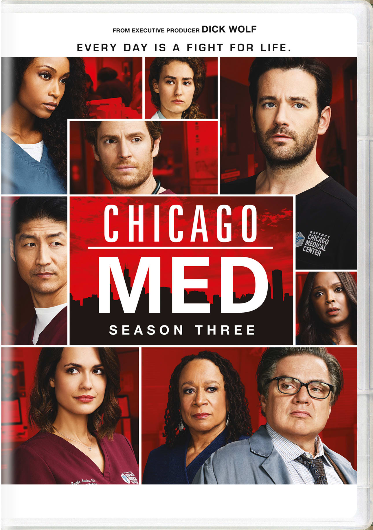 Chicago Med: Season Three [DVD]