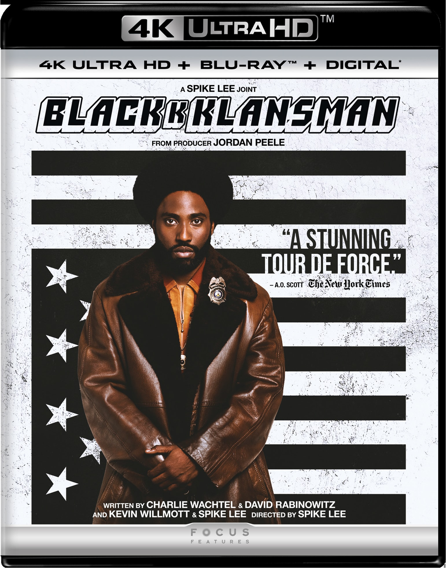 BlackkKlansman (4K Ultra HD) [UHD]