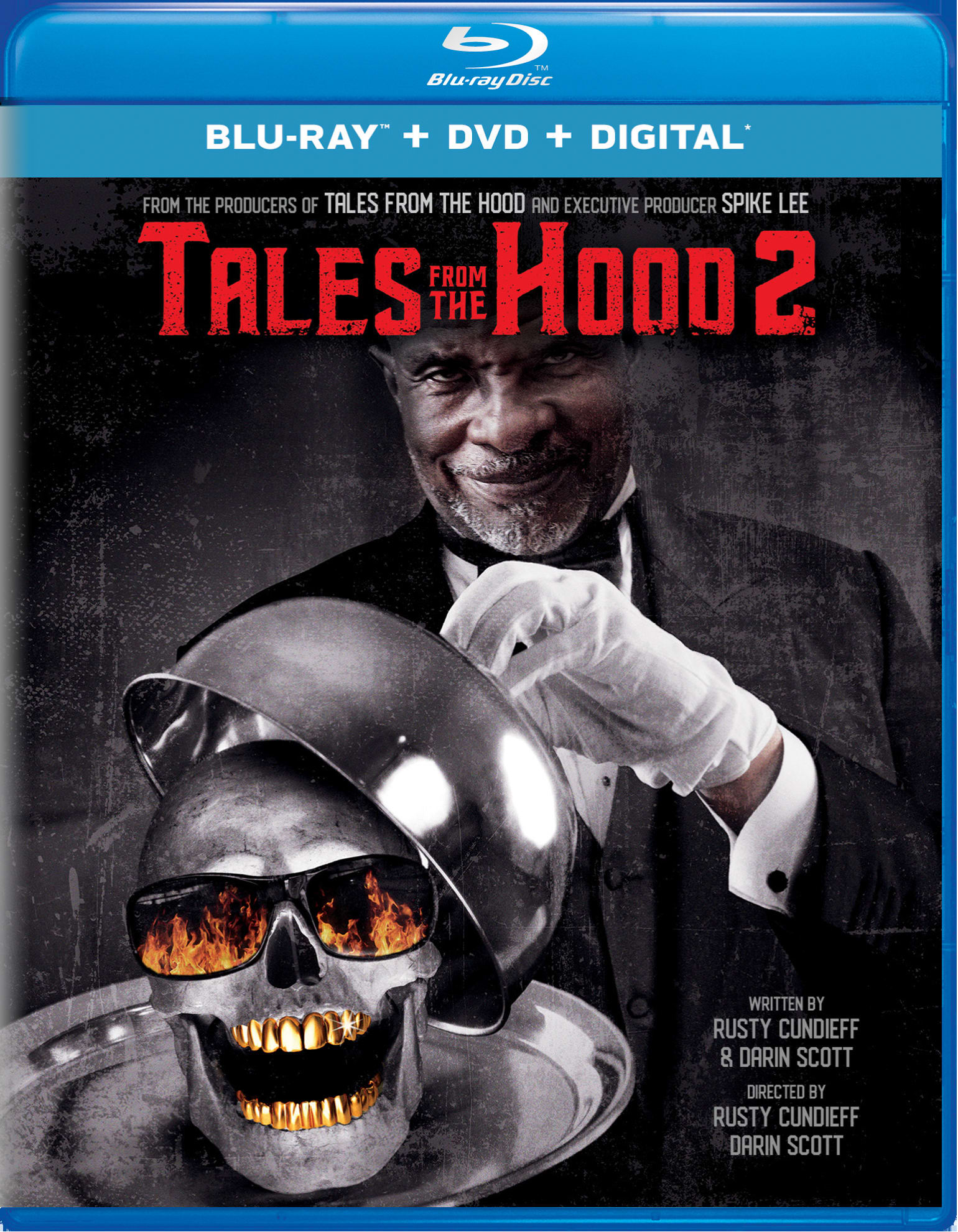 Tales from the Hood 2 (DVD + Digital) [Blu-ray]