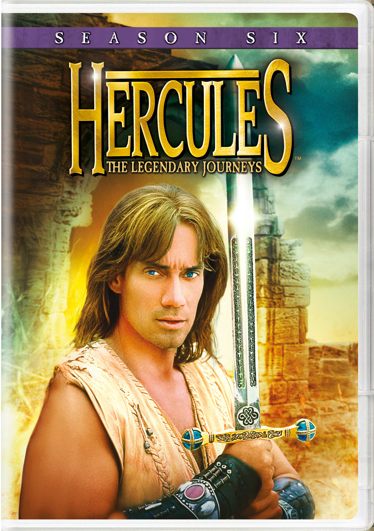 Hercules - The Legendary Journeys: Season Six [DVD]