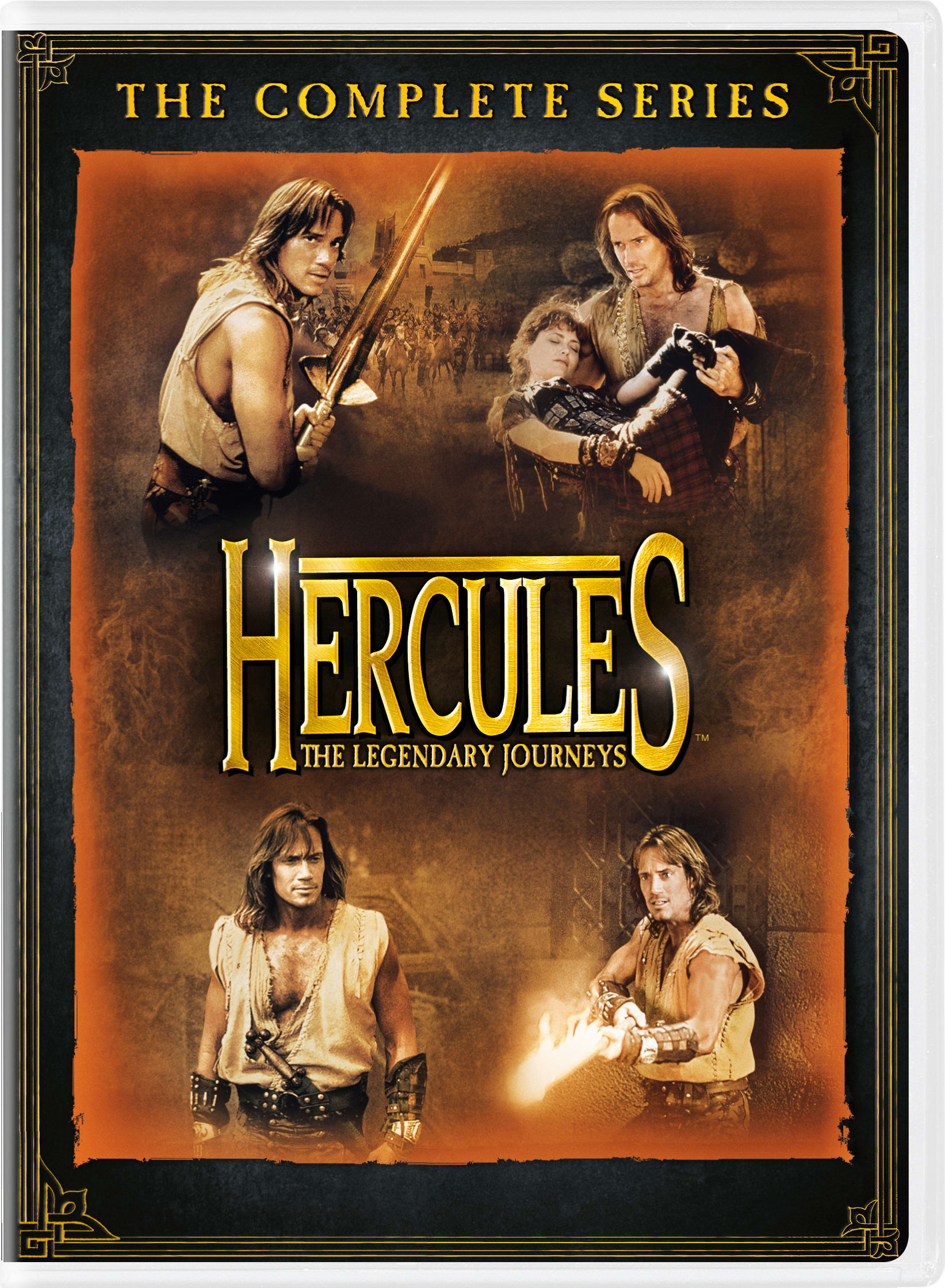 Hercules - The Legendary Journeys: The Complete Series [DVD]