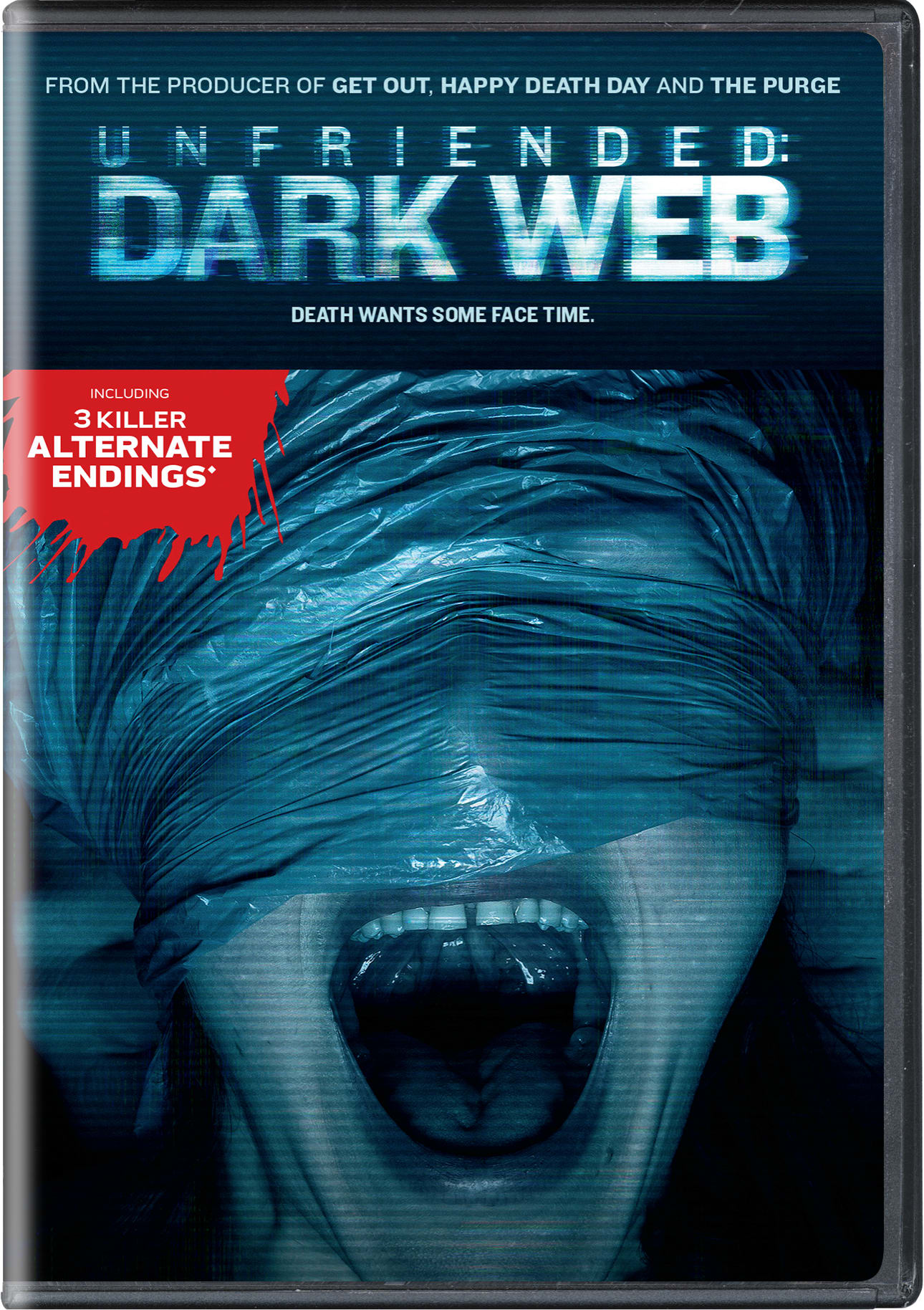Unfriended - Dark Web [DVD]