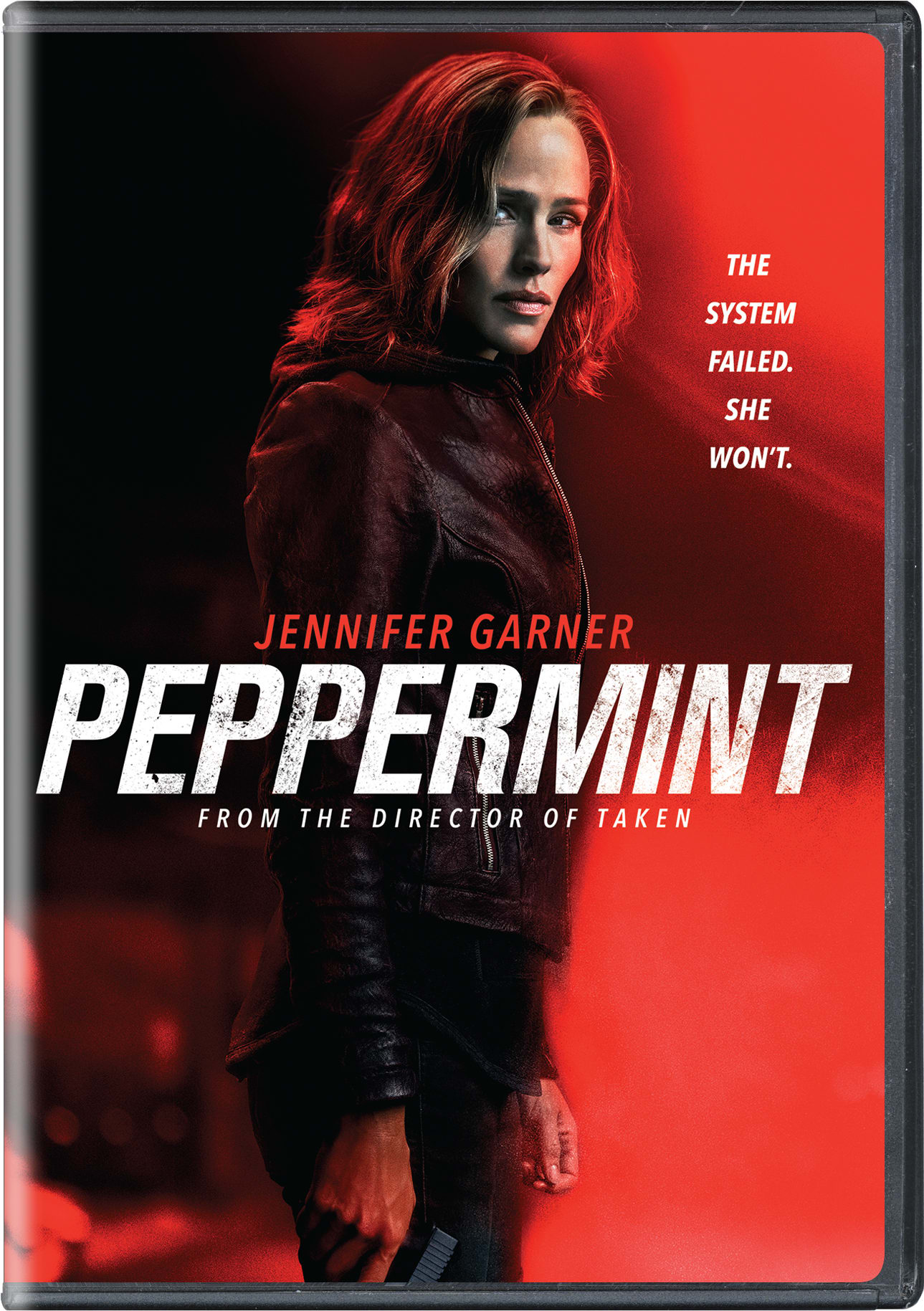 Peppermint [DVD]