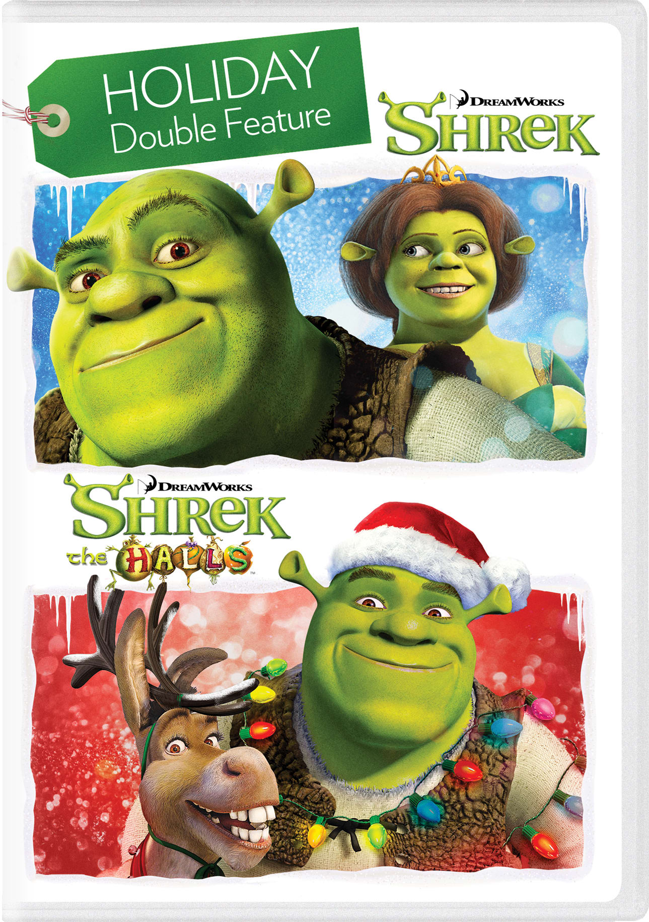 Shrek/Shrek the Halls [DVD]