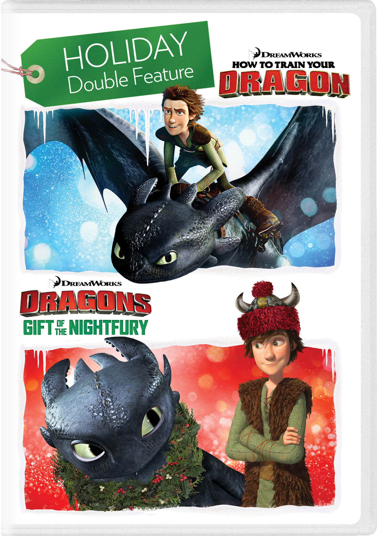 How to Train Your Dragon/Dragons: Gift of the Night Fury [DVD]