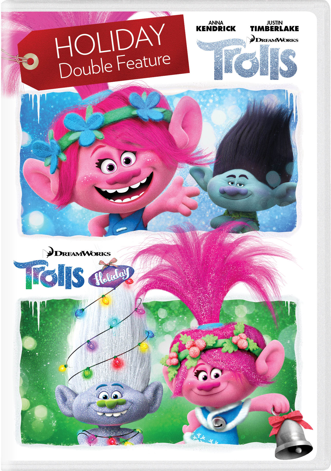 Trolls/Trolls Holiday [DVD]