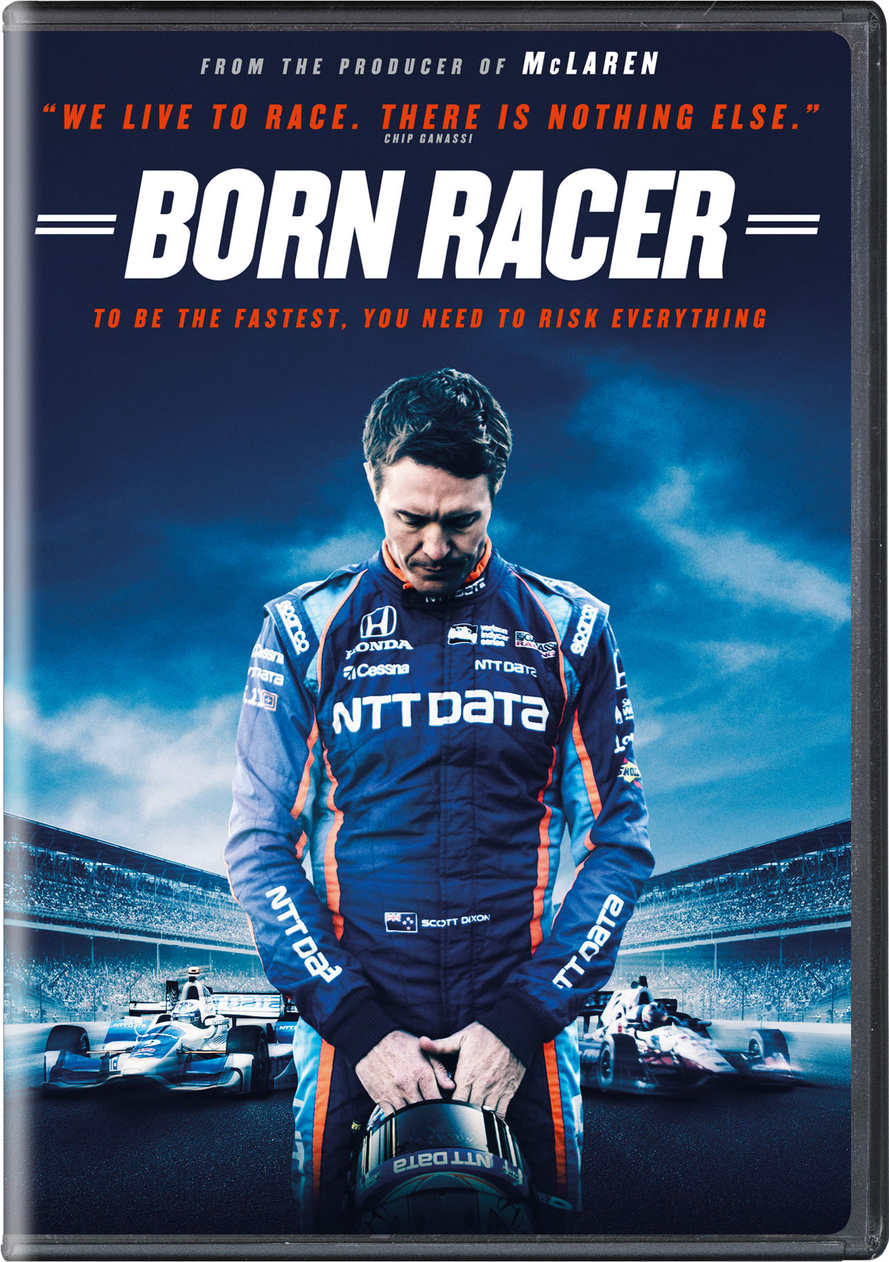 Born Racer [DVD]