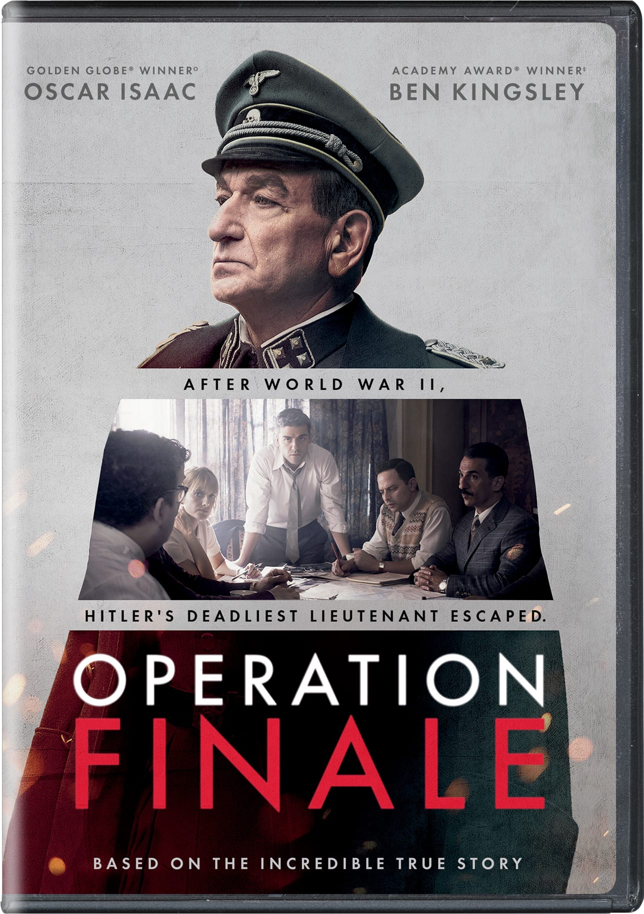 Operation Finale [DVD]