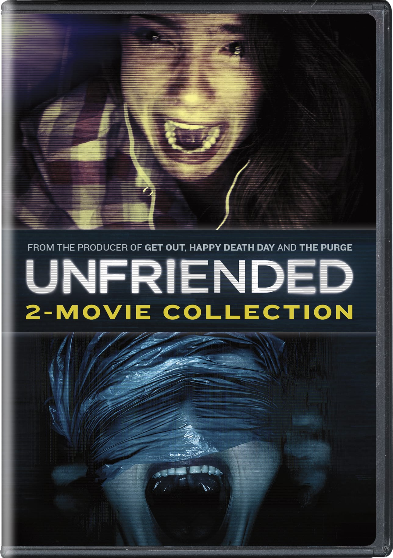 Unfriended/Unfriended: Dark Web [DVD]