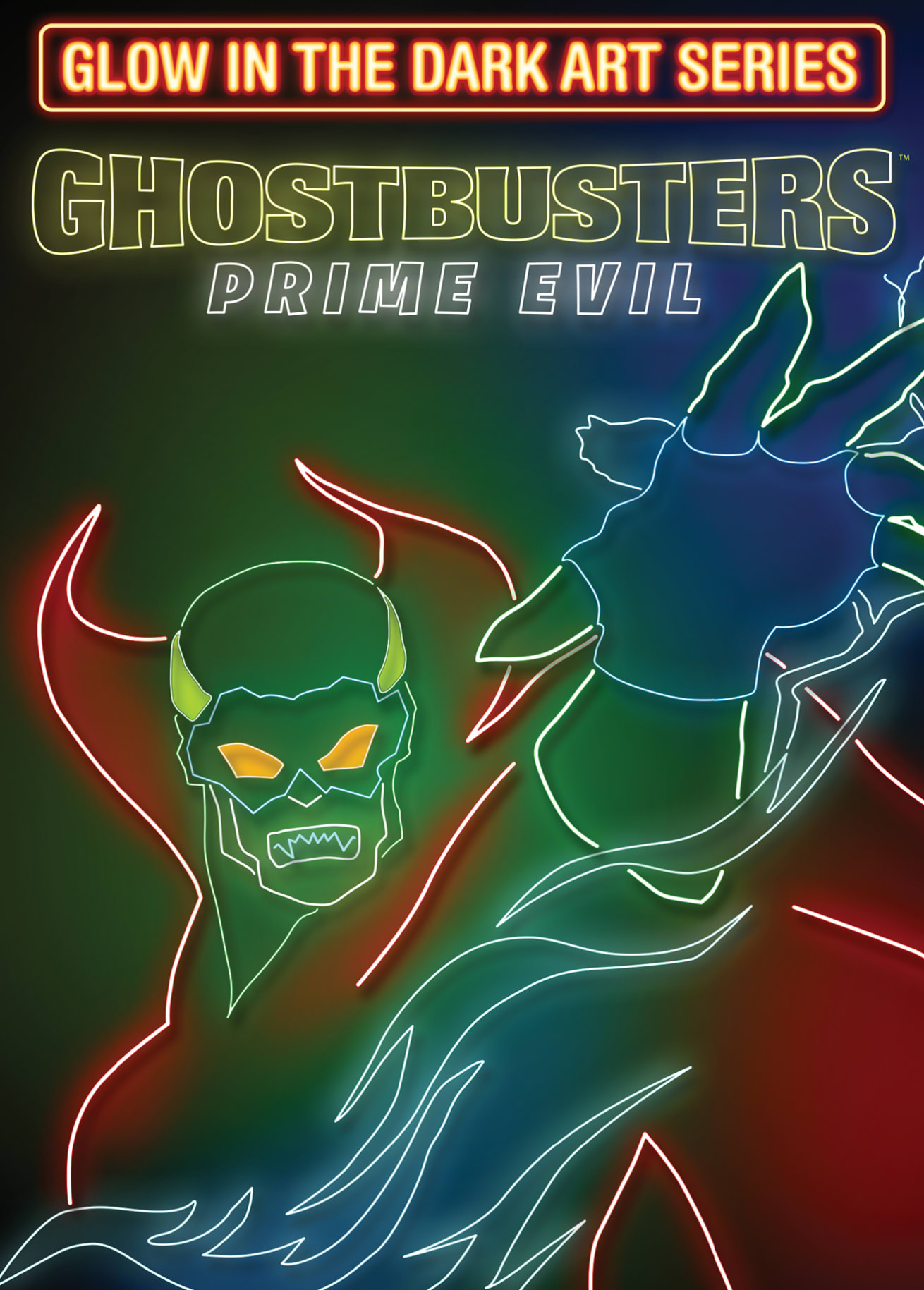 Ghostbusters: Prime Evil (Glow In The Dark Art Series) [DVD]