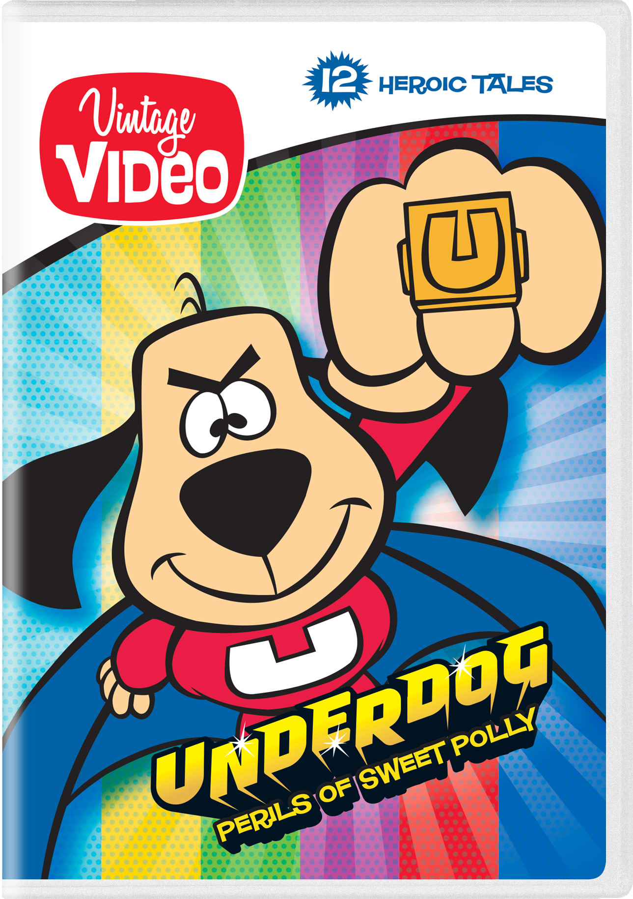 Underdog: Perils of Sweet Polly [DVD]