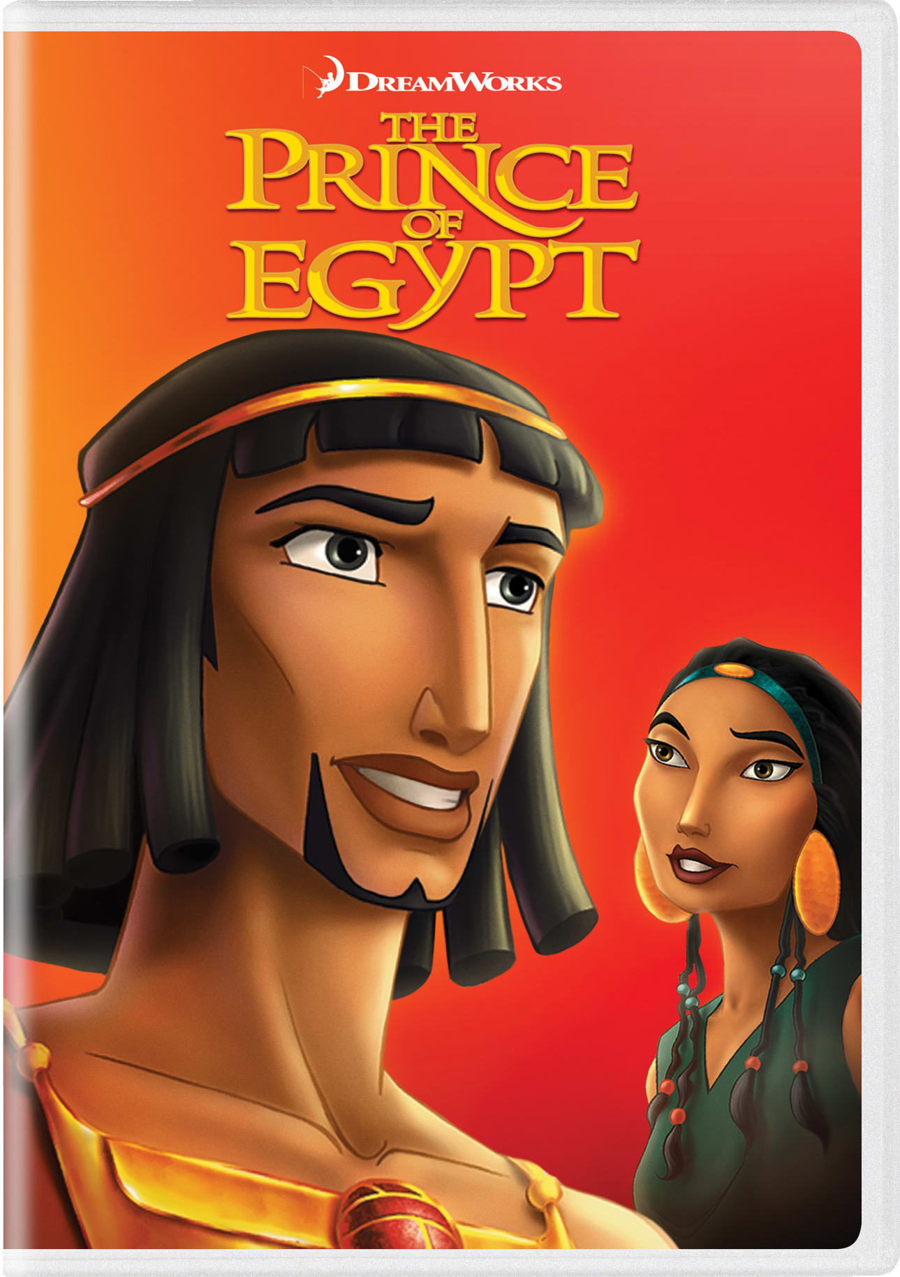 The Prince of Egypt (2018) [DVD]