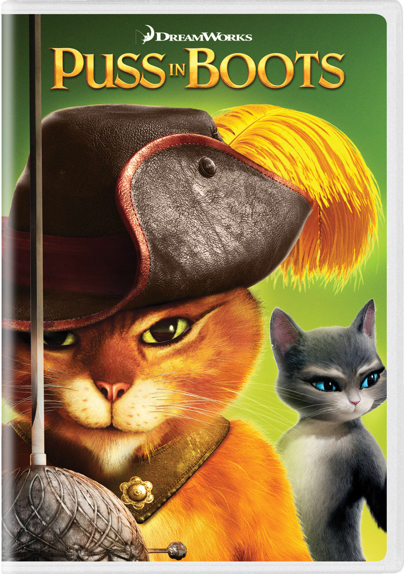Puss in Boots [DVD]