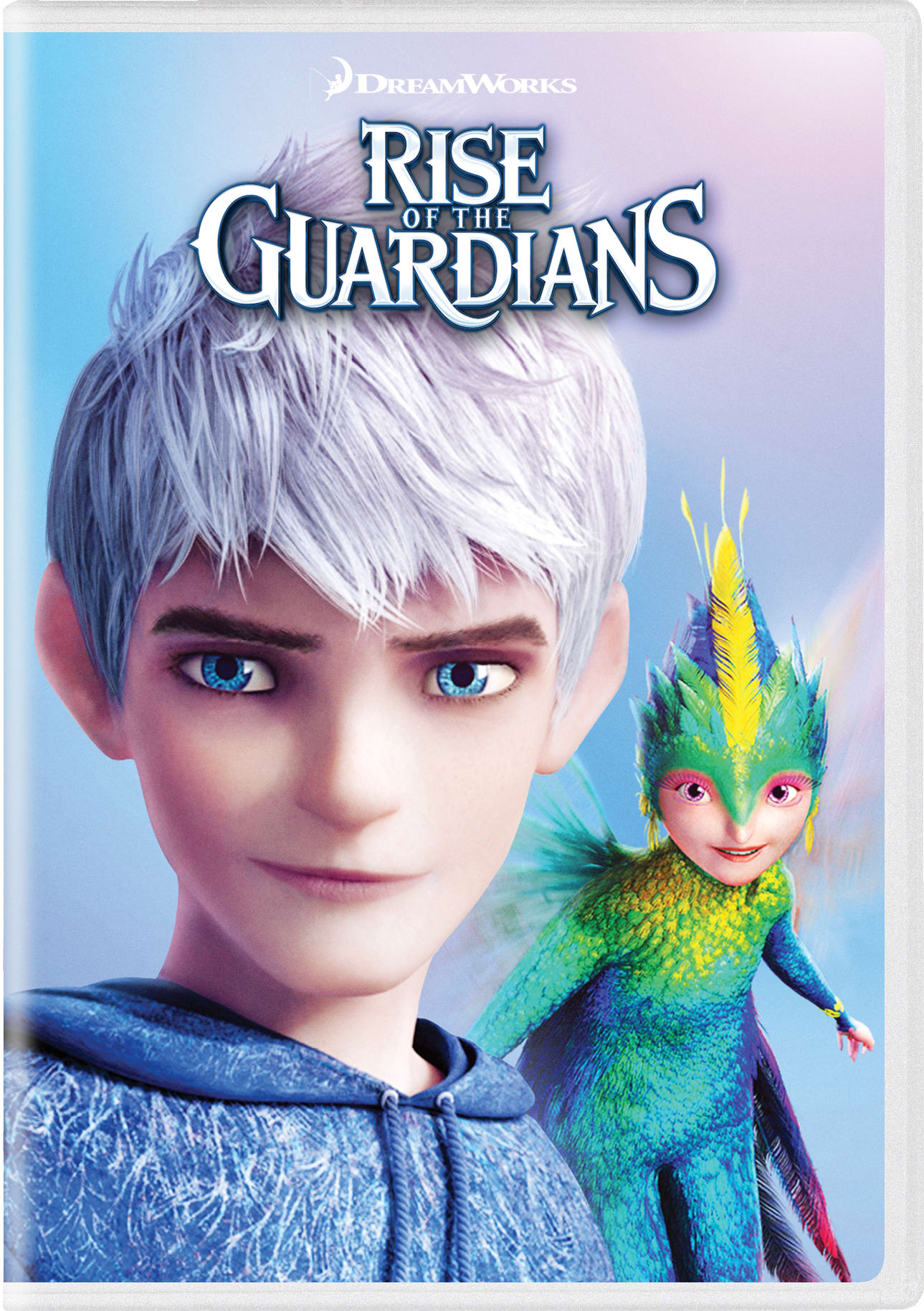 Rise of the Guardians (2018) [DVD]