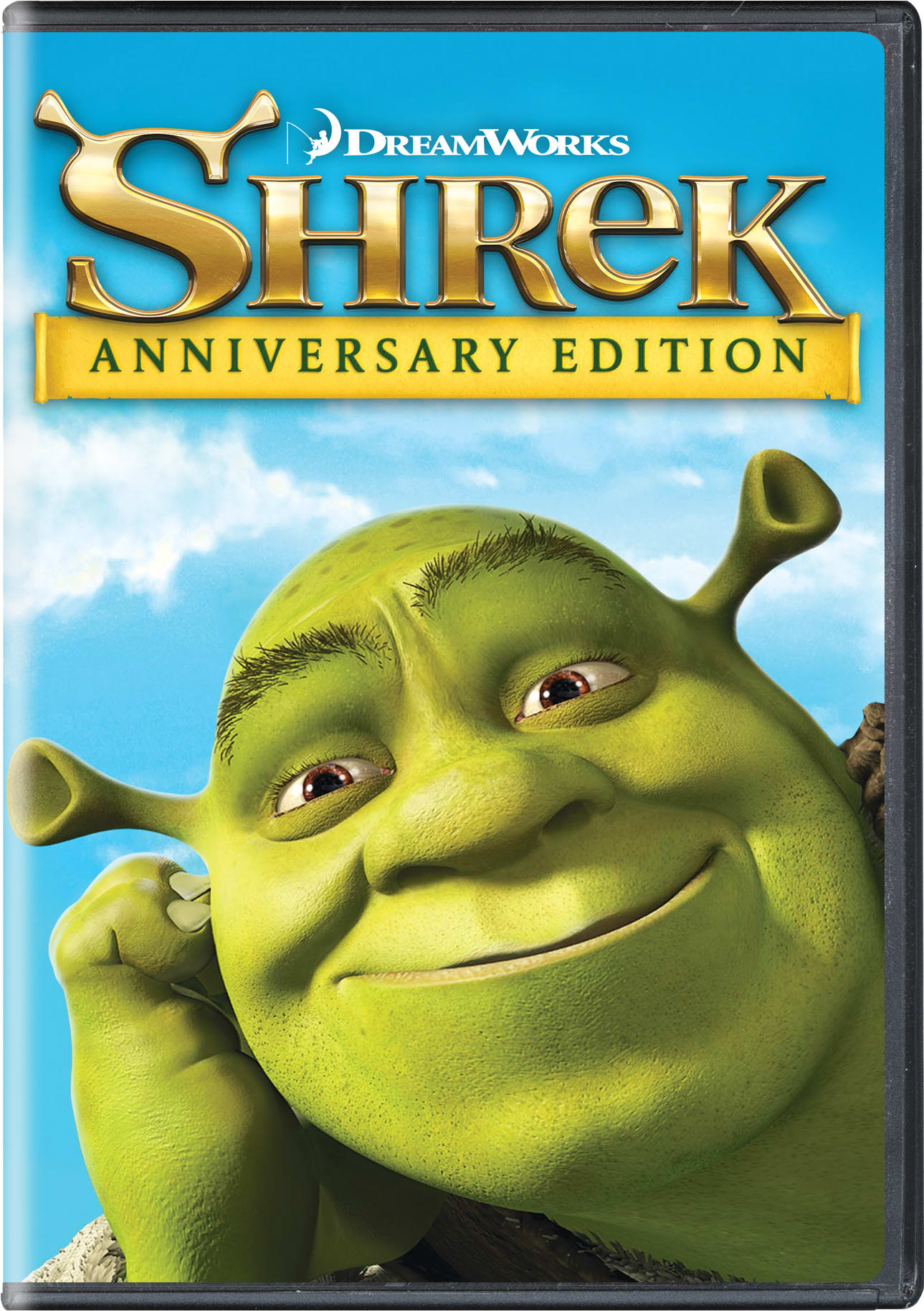 Shrek (Anniversary Edition) [DVD]