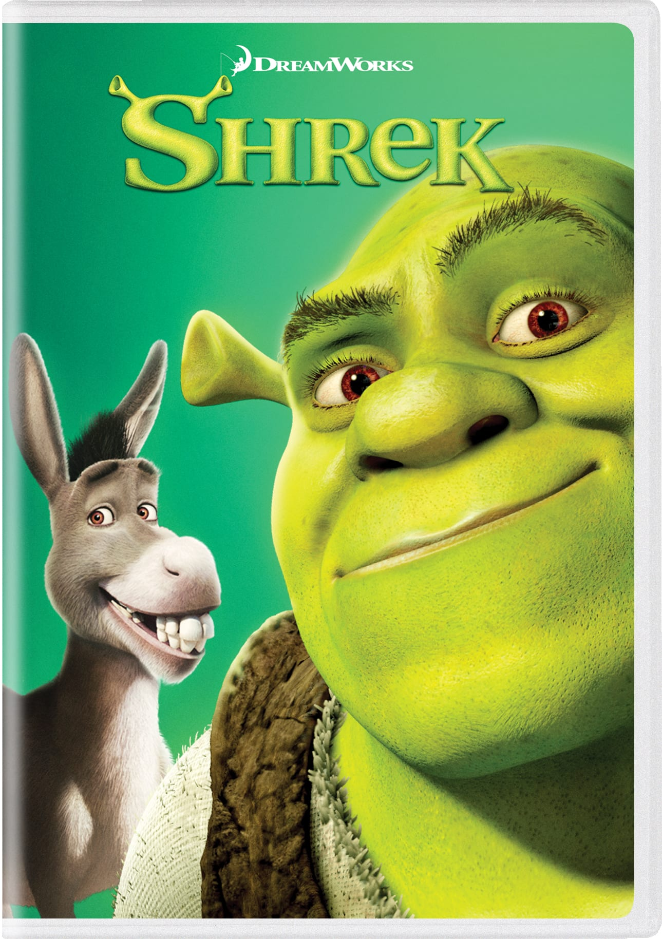 Shrek (2018) [DVD]