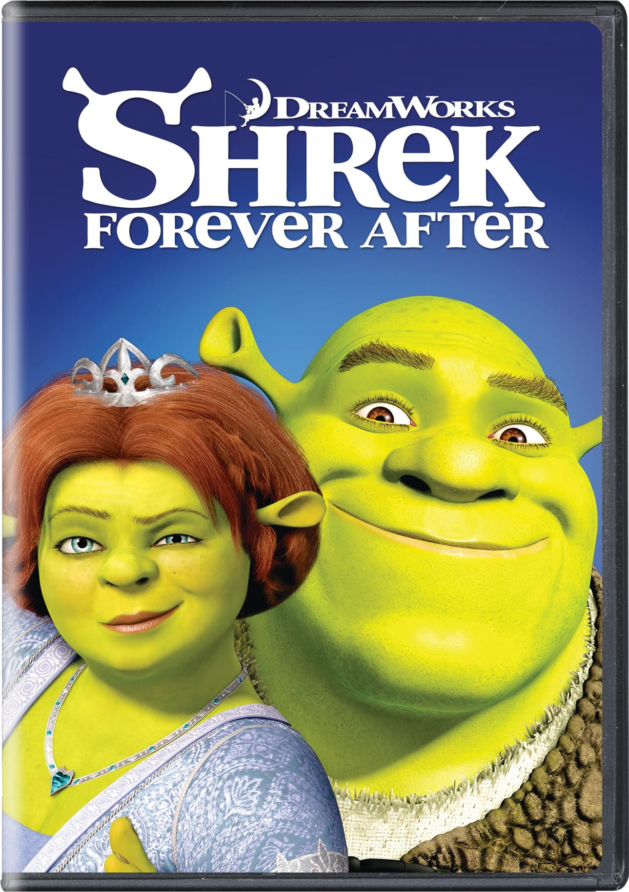 Shrek: Forever After - The Final Chapter (2018) [DVD]