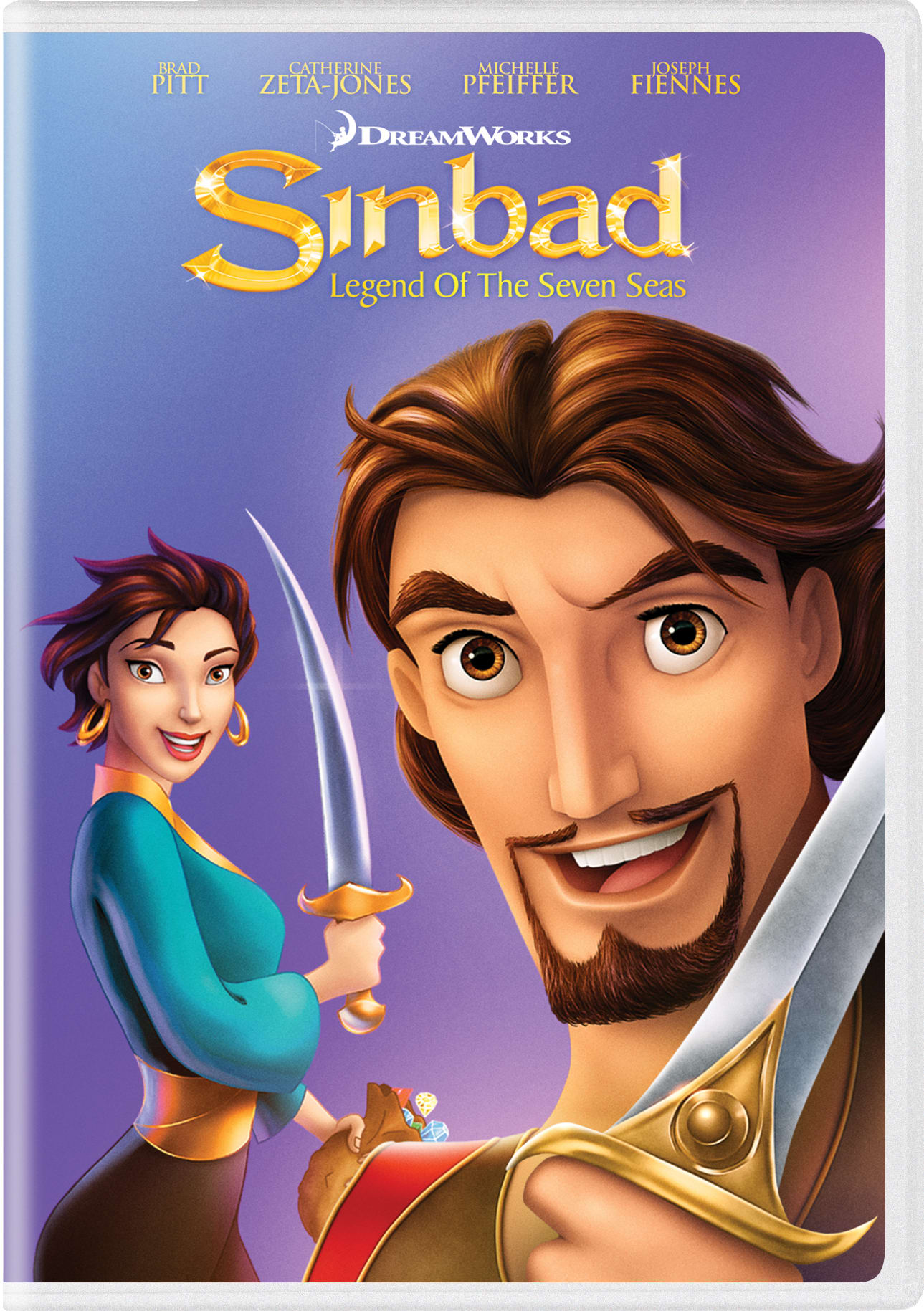 Sinbad: Legend of the Seven Seas [DVD]