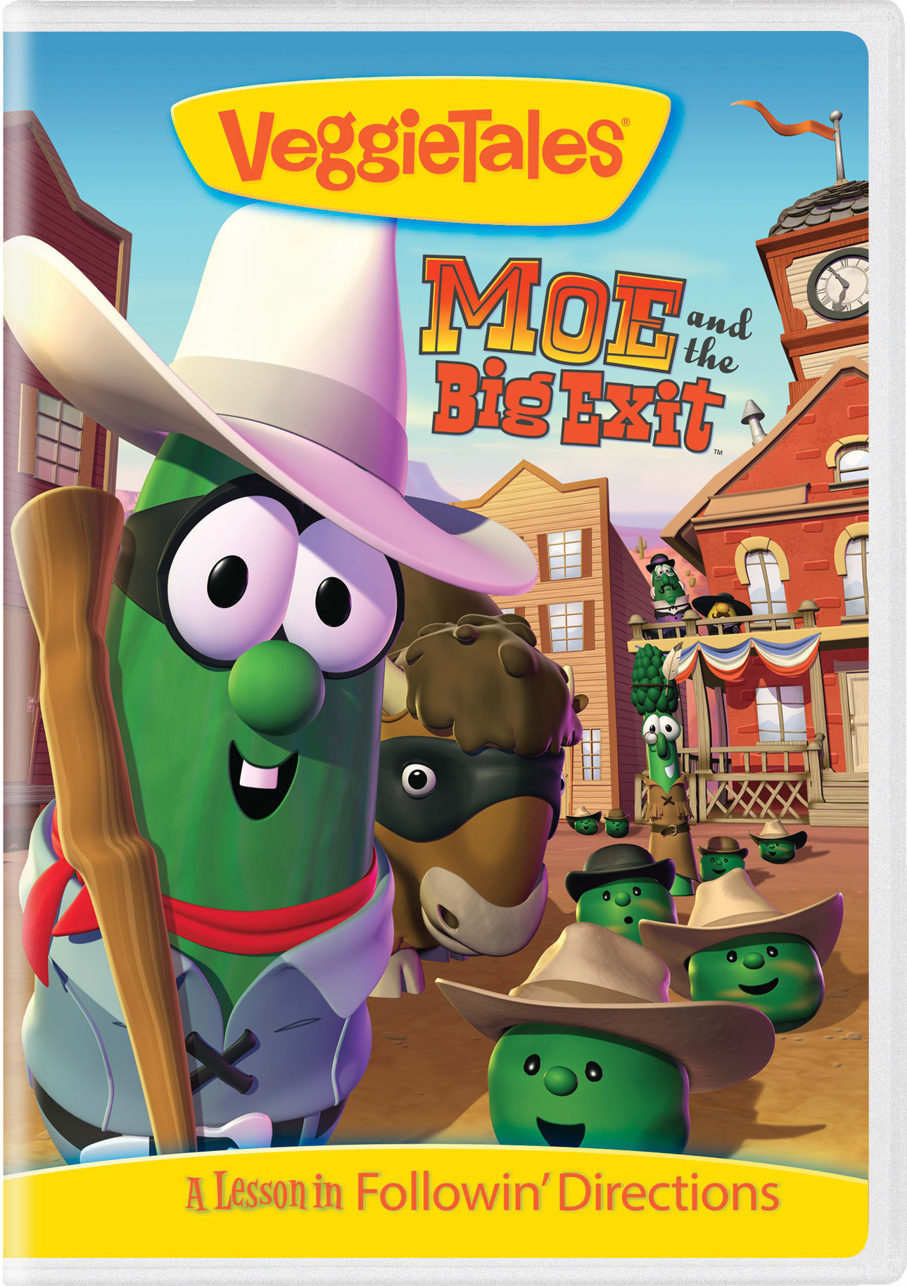 VeggieTales: Moe and the Big Exit [DVD]