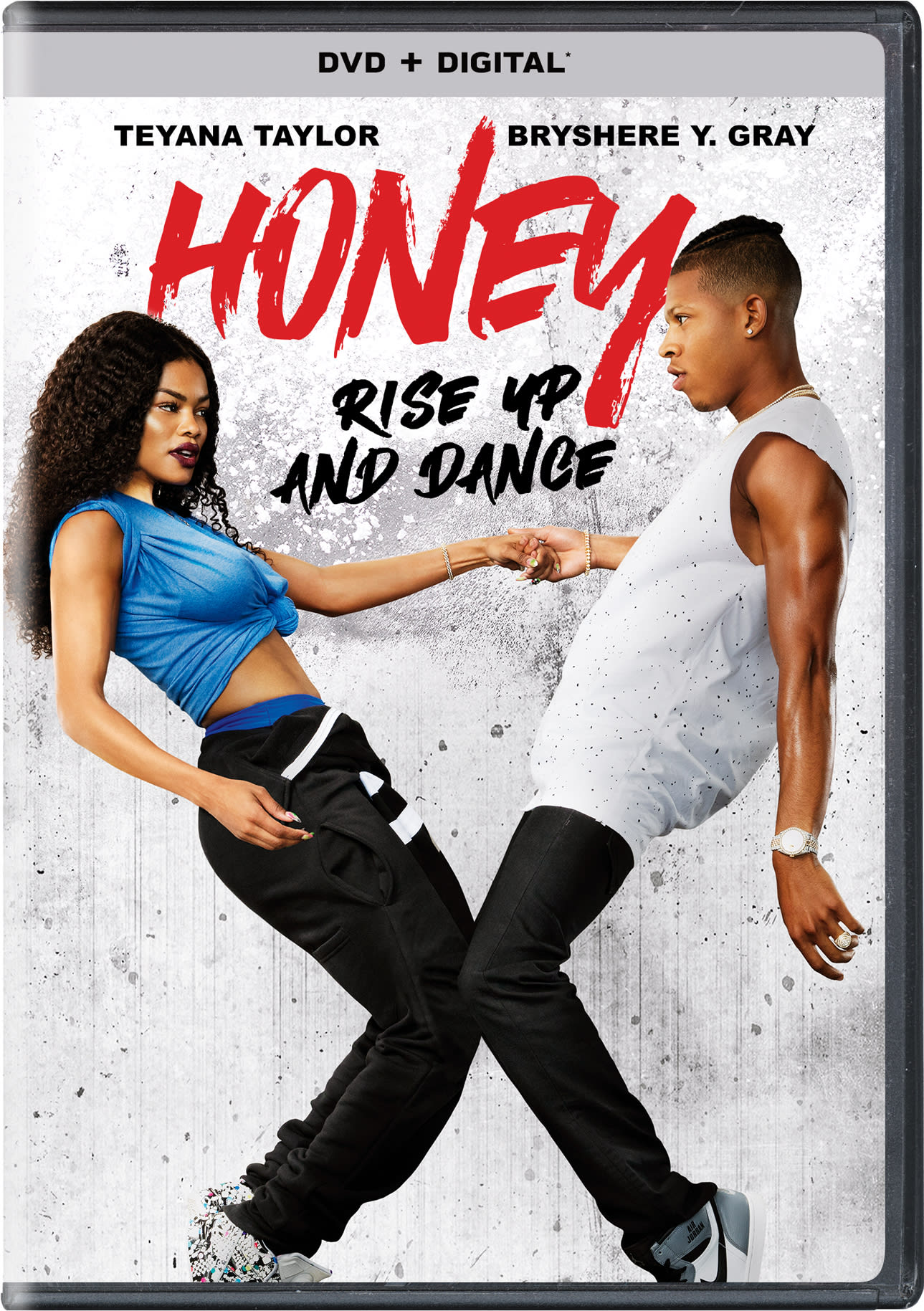 Honey 4 [DVD]