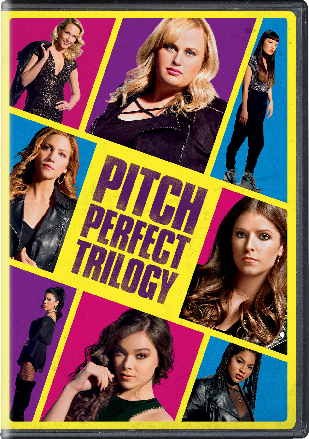 Pitch Perfect Trilogy [DVD]