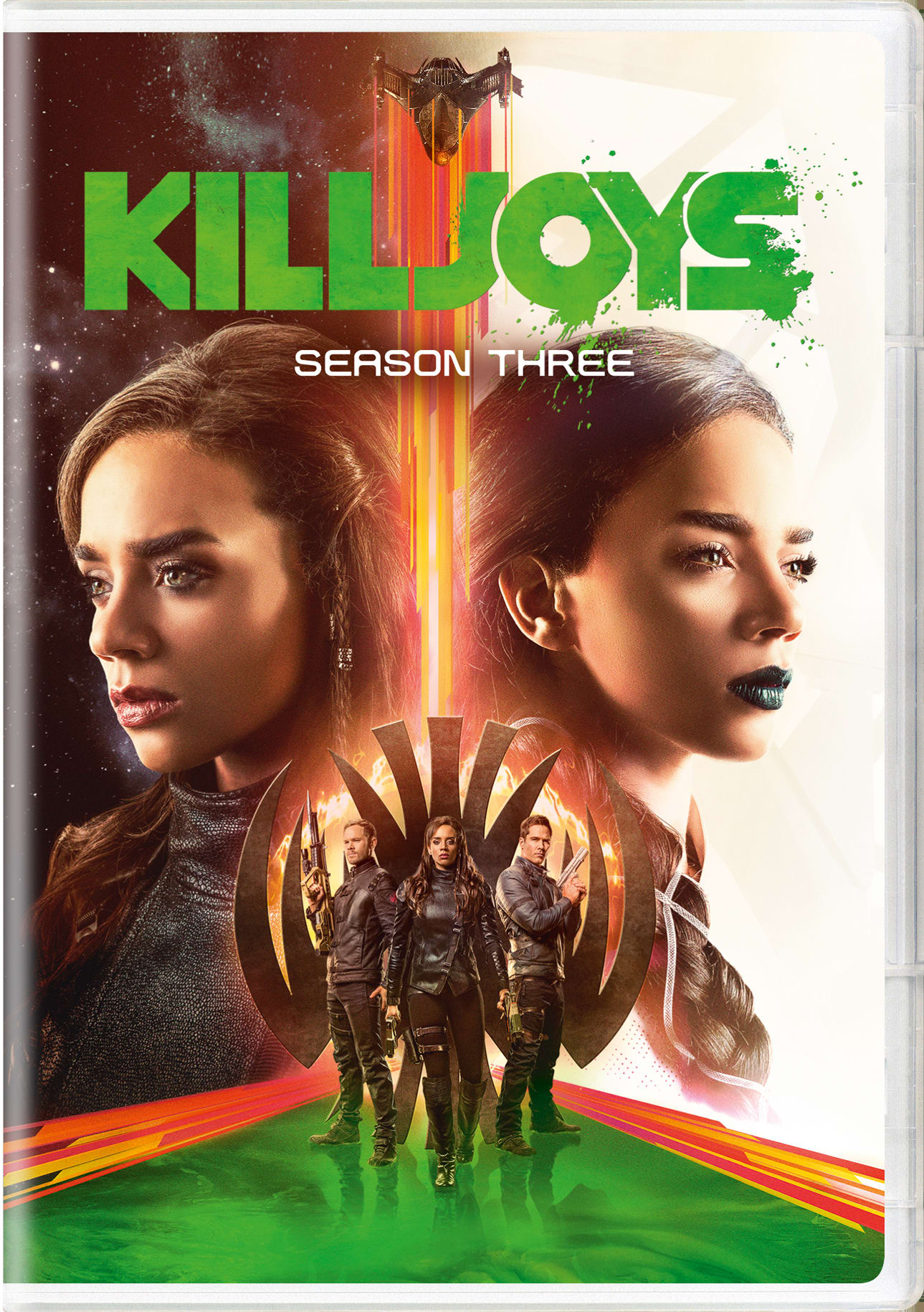 Killjoys: Season Three [DVD]