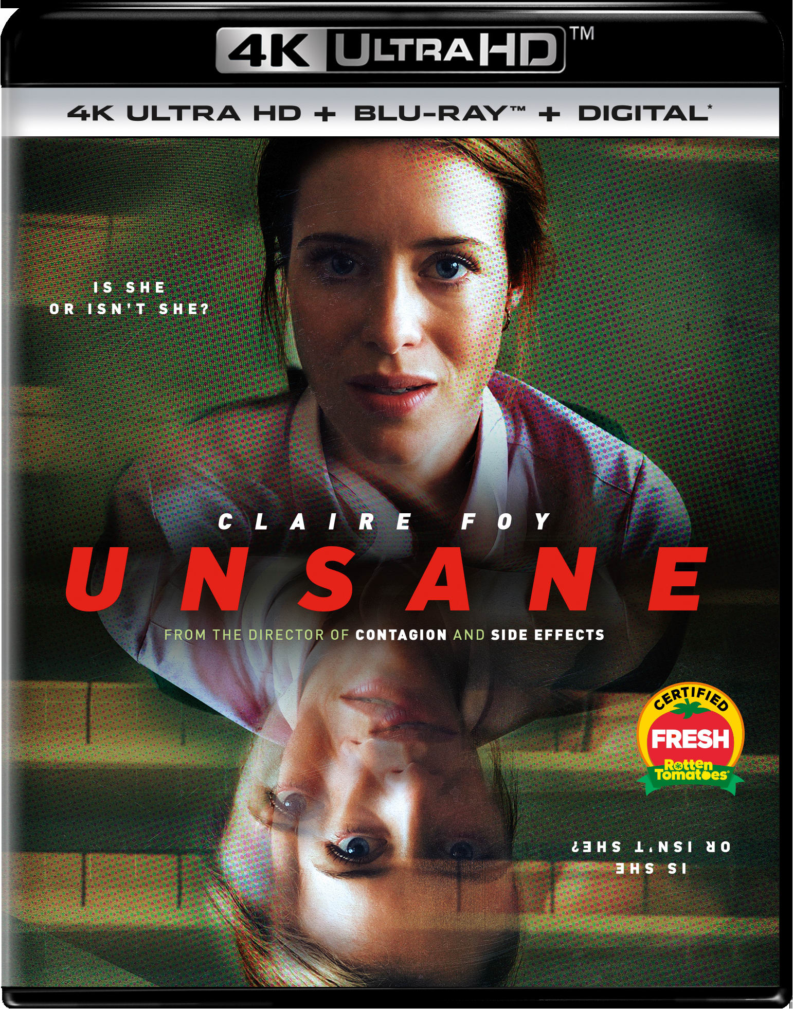 Unsane (4K Ultra HD) [UHD]