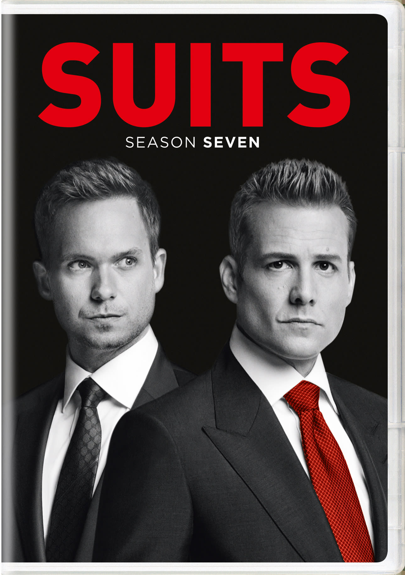 Suits: Season Seven [DVD]