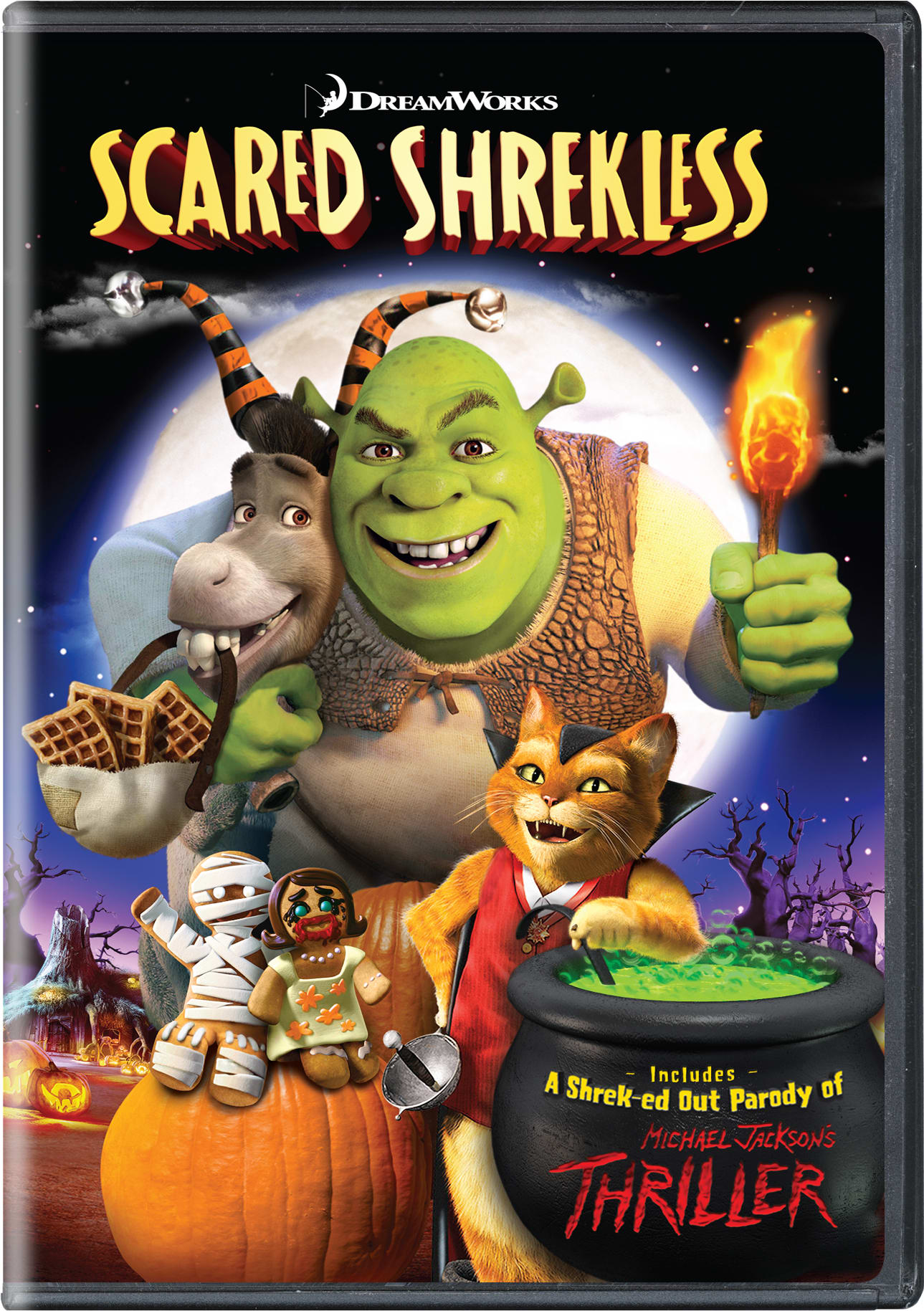 Scared Shrekless [DVD]