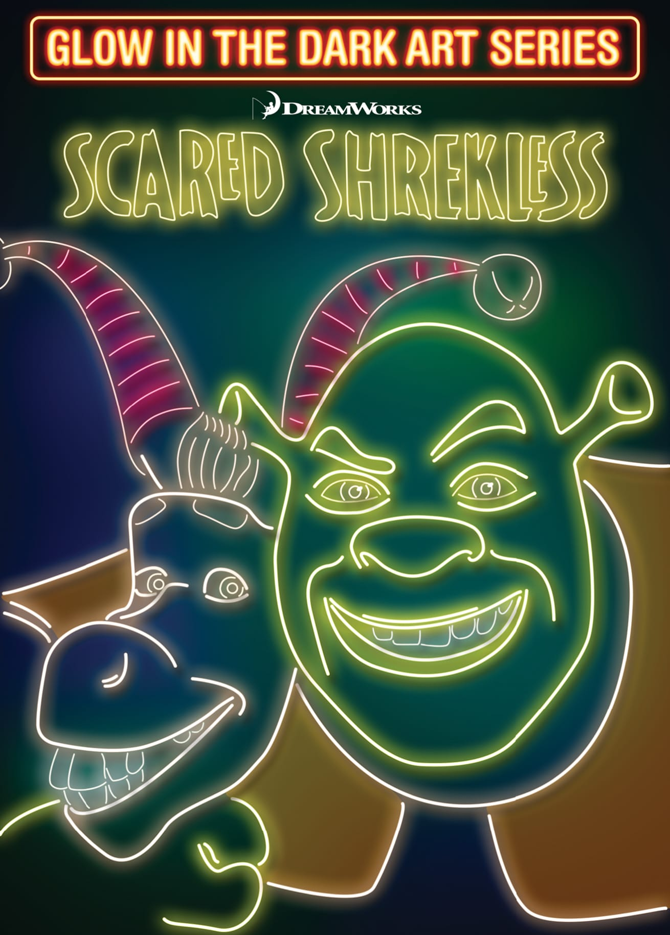 Scared Shrekless (2010) [DVD]