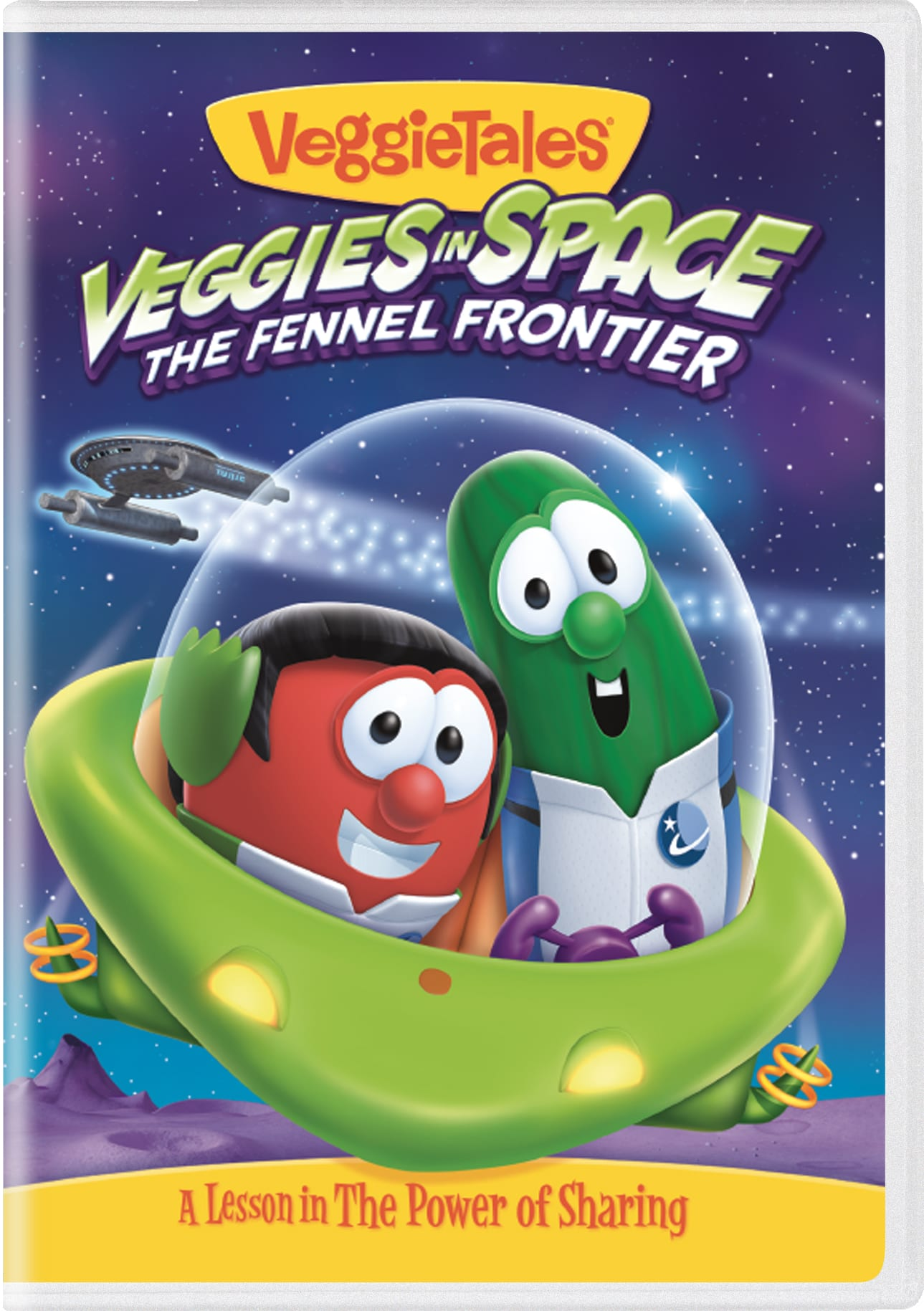 VeggieTales: Veggies in Space - The Fennel Frontier [DVD]