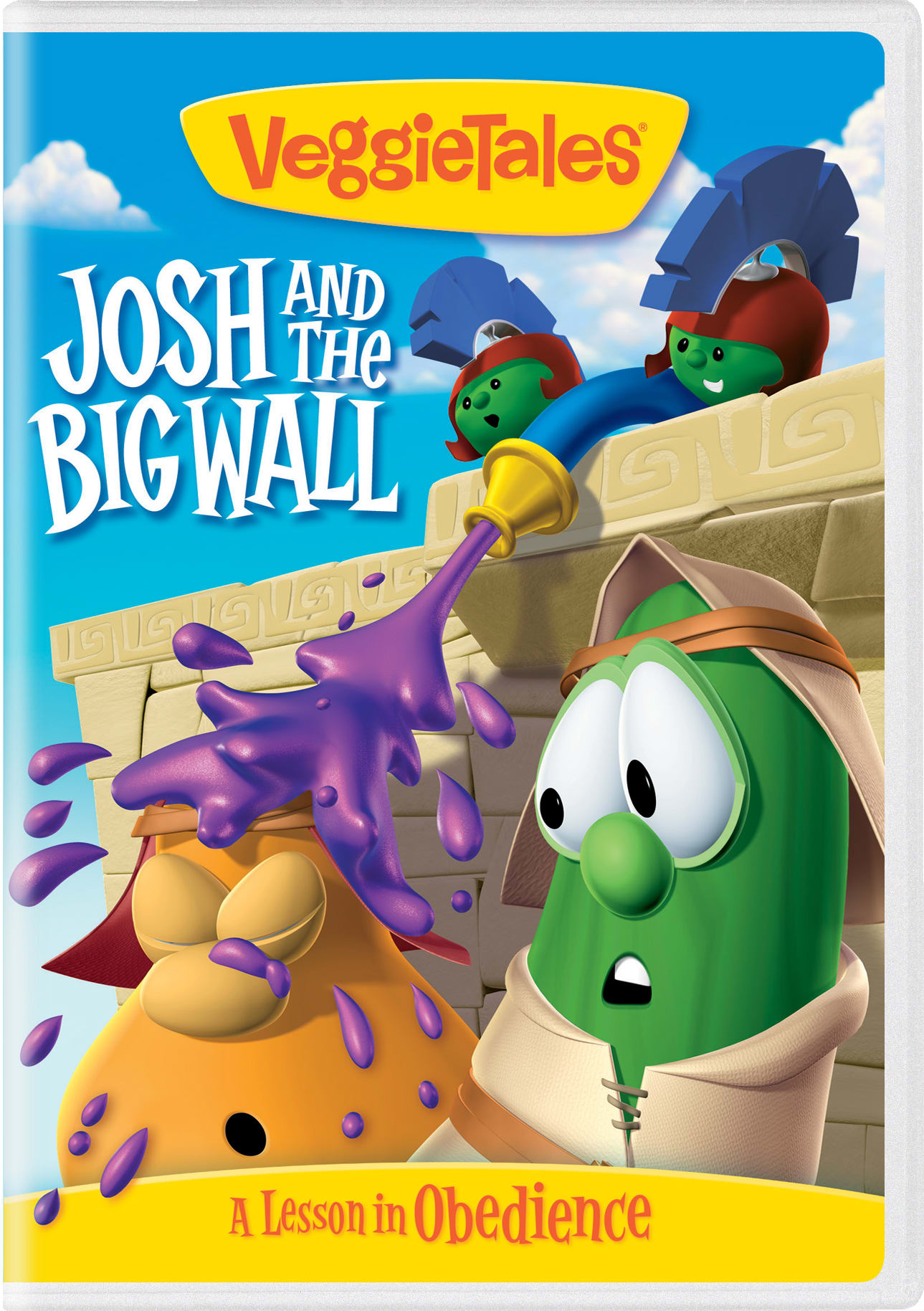 VeggieTales: Josh and the Big Wall [DVD]
