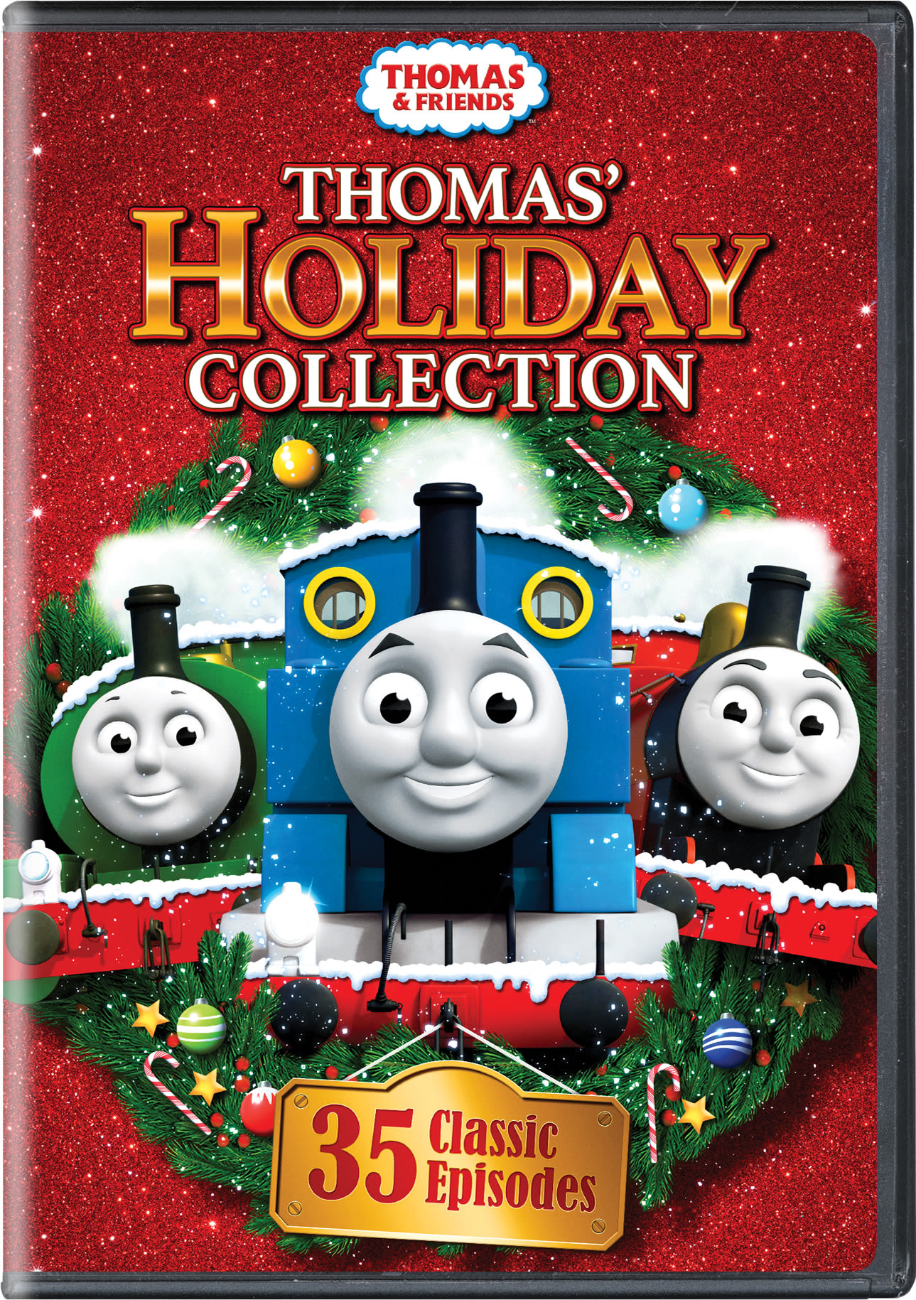 Thomas & Friends: Thomas' Holiday Collection [DVD]