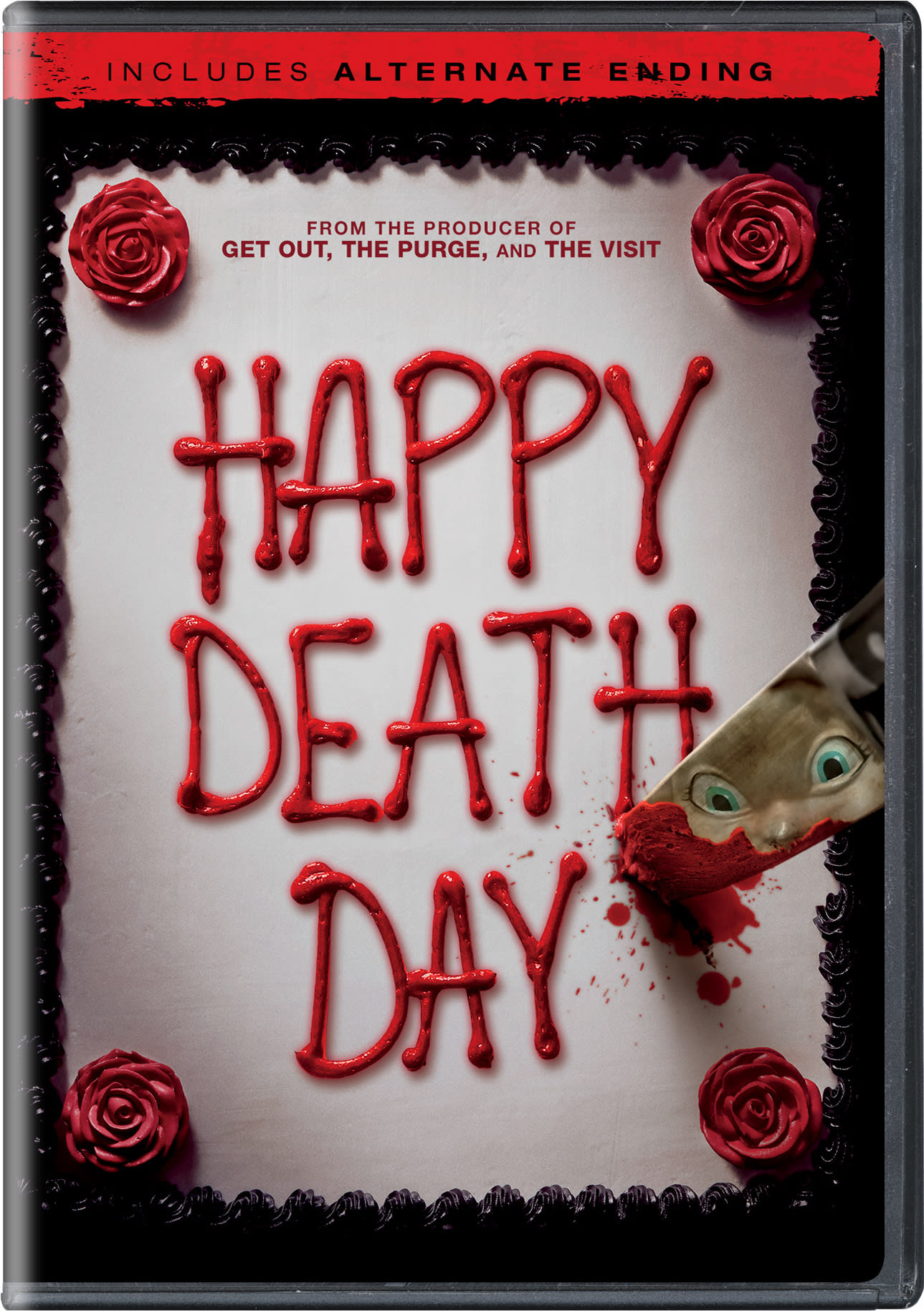 Happy Death Day [DVD]