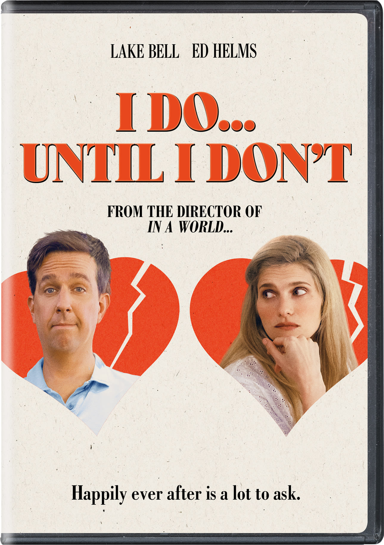 I Do... Until I Don't [DVD]