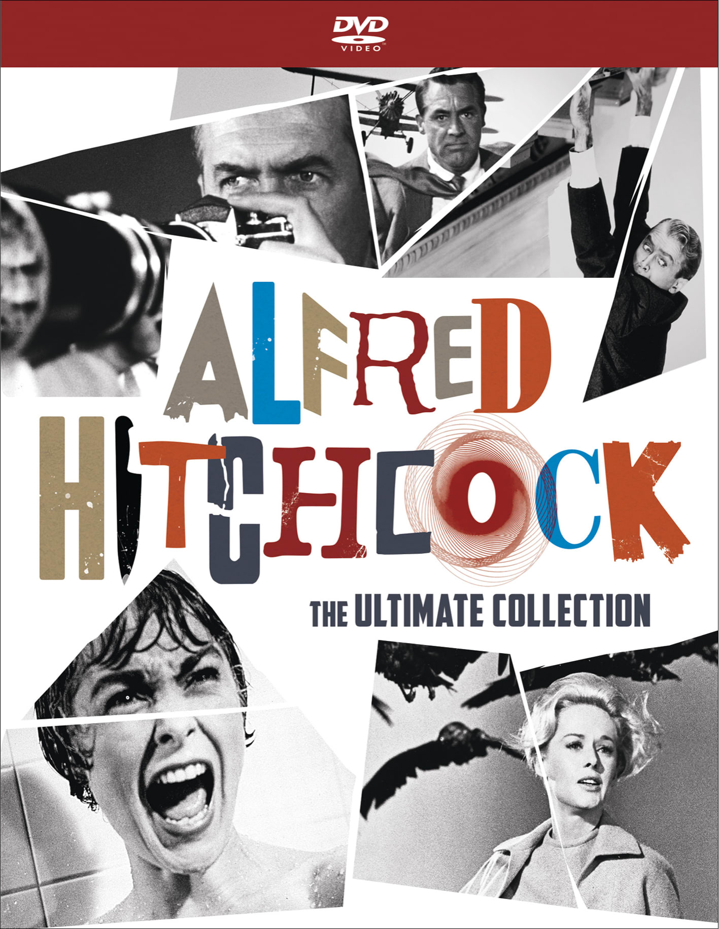 Alfred Hitchcock: The Ultimate Collection [DVD]