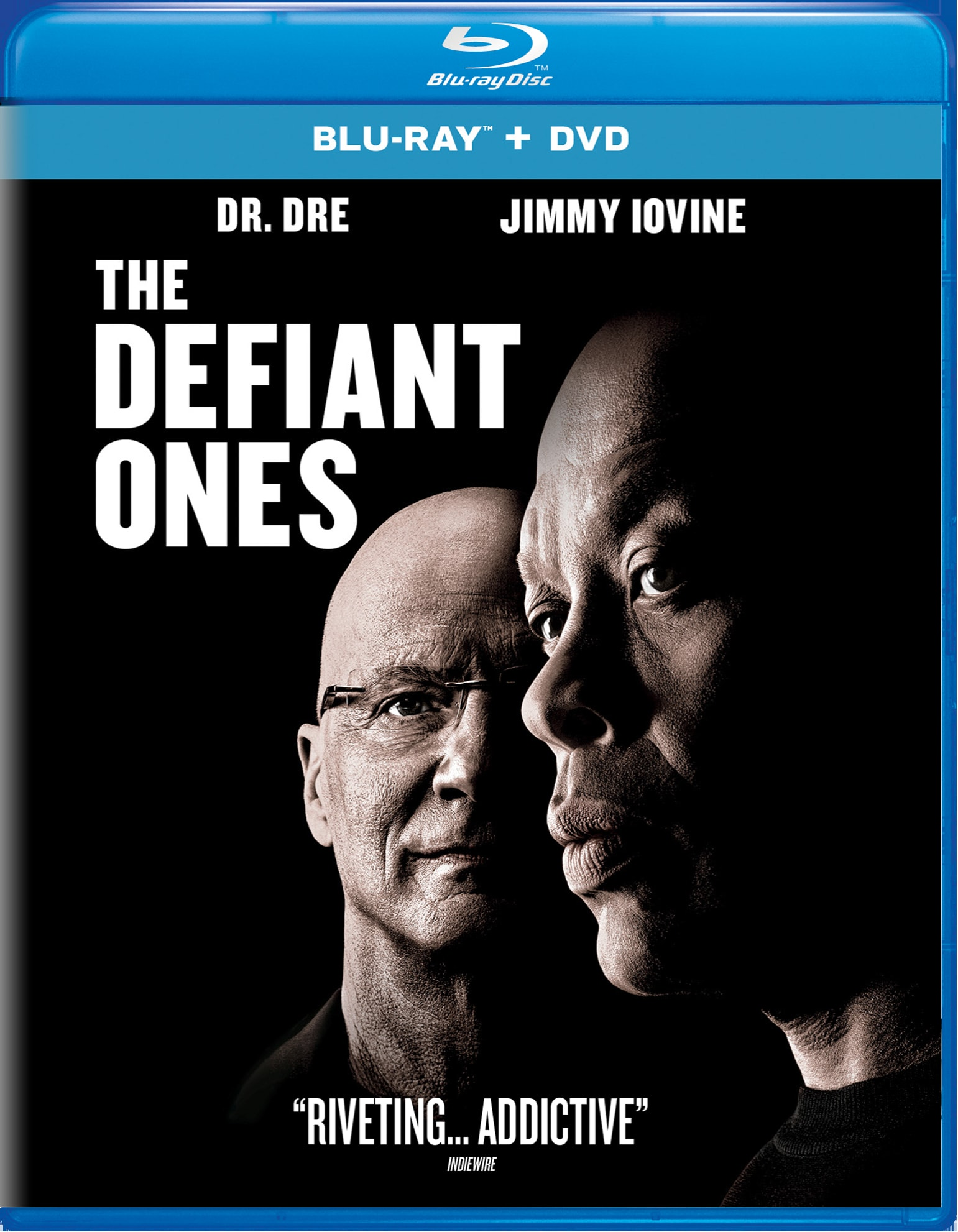 The Defiant Ones (Digital) [Blu-ray]