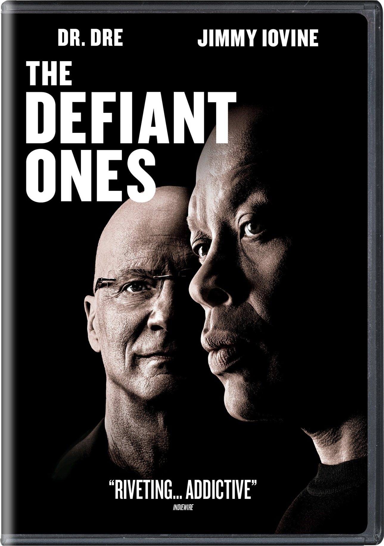 The Defiant Ones [DVD]