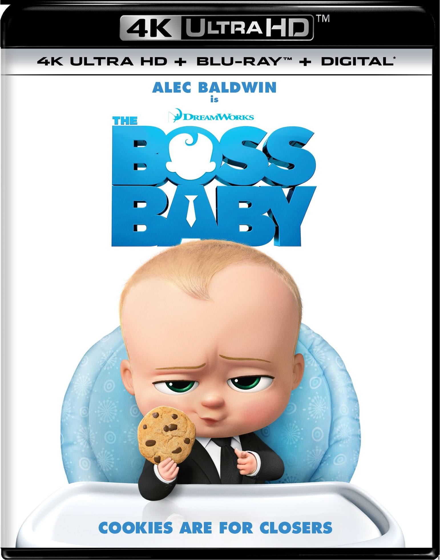 The Boss Baby (4K Ultra HD) [UHD]