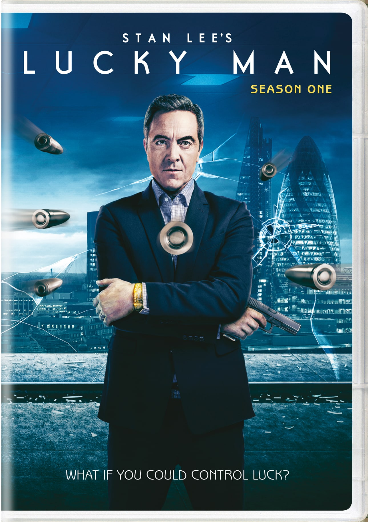 Stan Lee's Lucky Man: Season 1 [DVD]